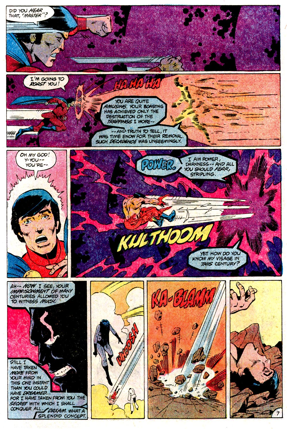 Legion of Super-Heroes (1980) 292 Page 7