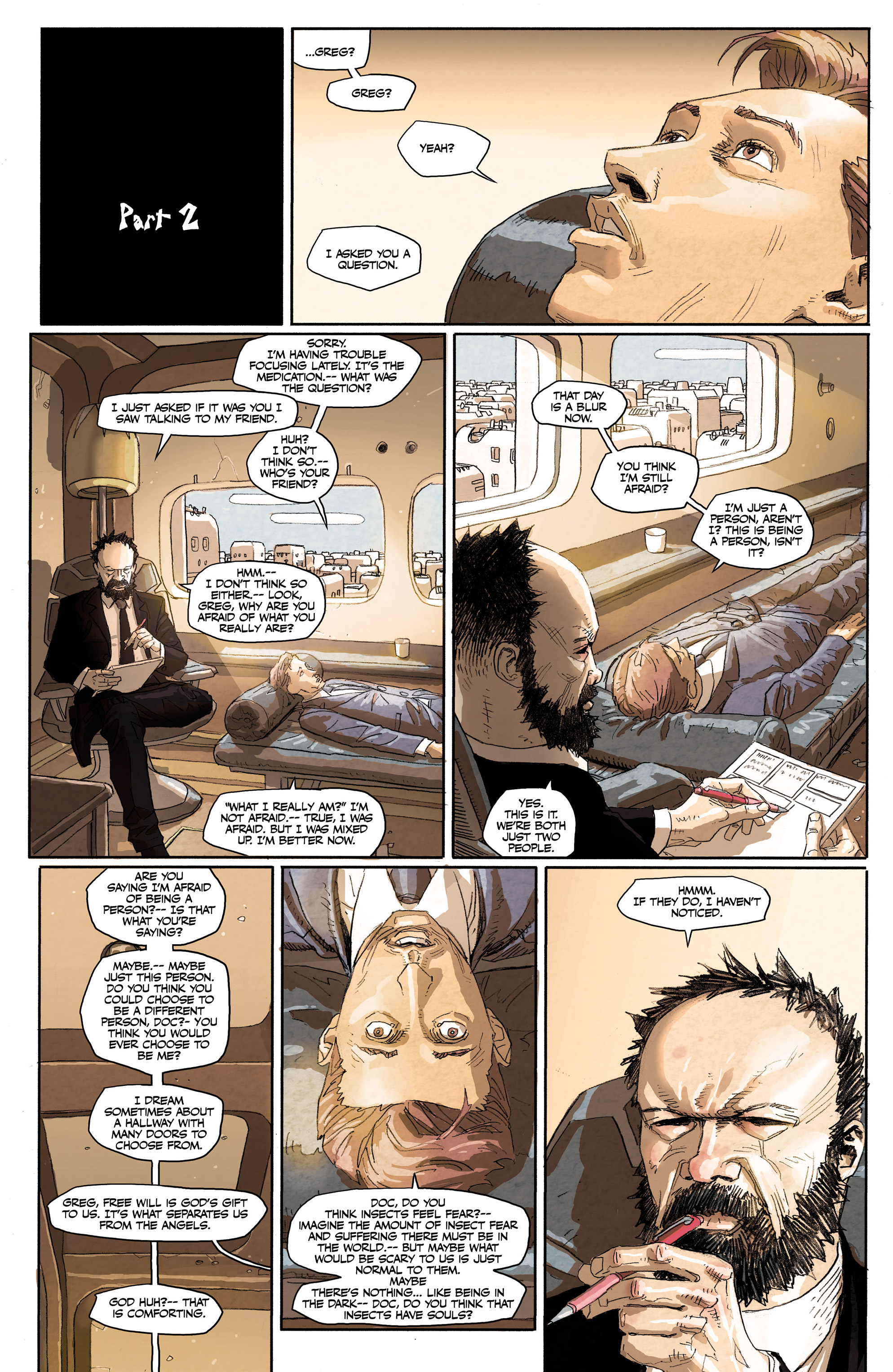Read online Paklis comic -  Issue #1 - 9