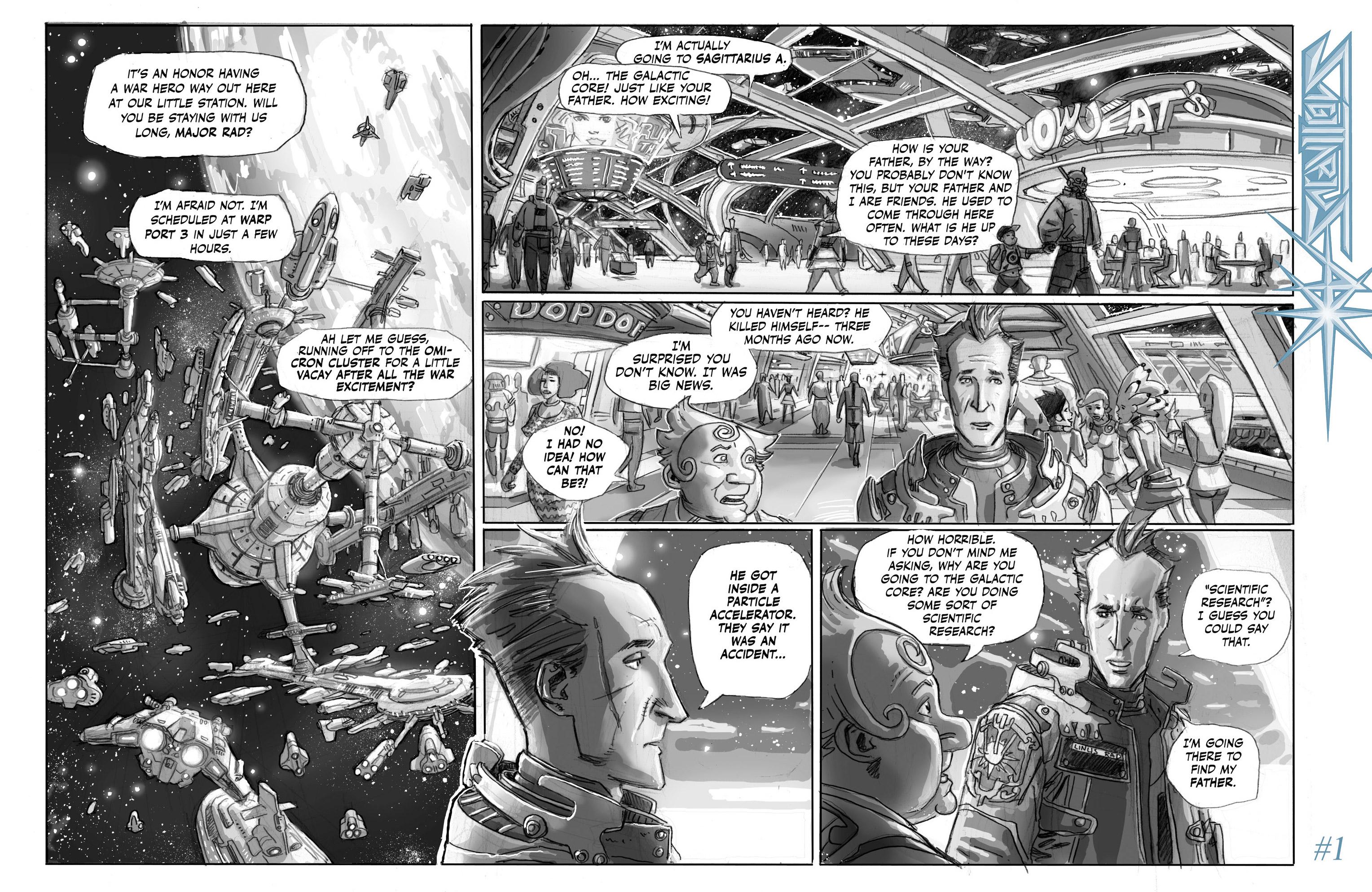 Read online Paklis comic -  Issue #1 - 23