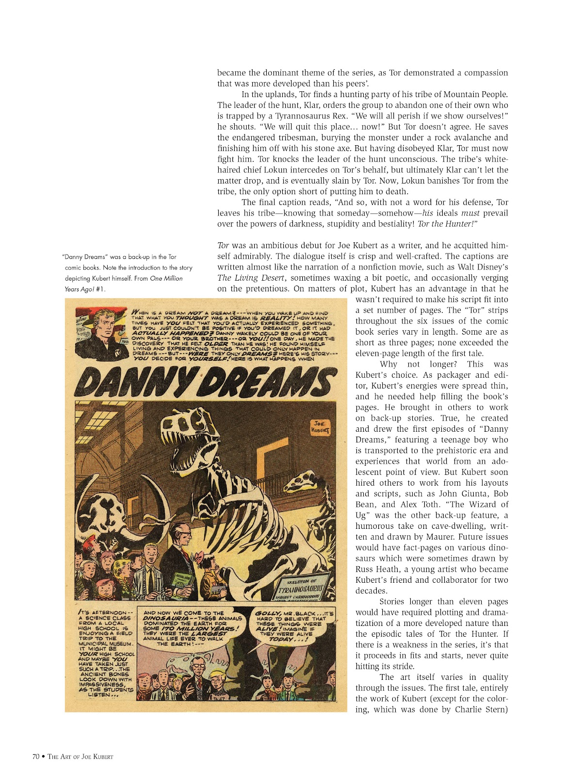 Read online The Art of Joe Kubert comic -  Issue # TPB (Part 1) - 69