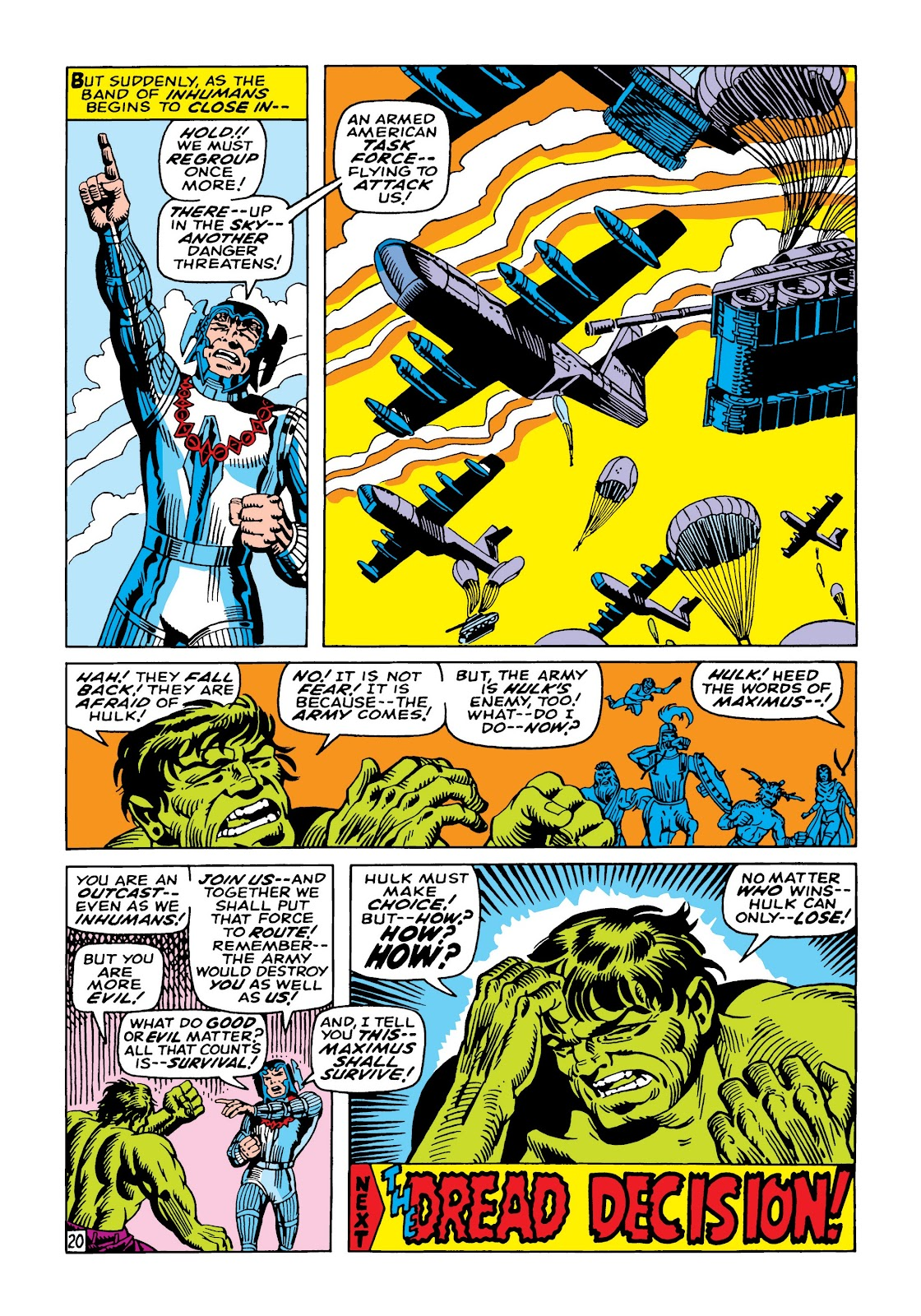 Read online Marvel Masterworks: The Incredible Hulk comic -  Issue # TPB 5 (Part 2) - 94