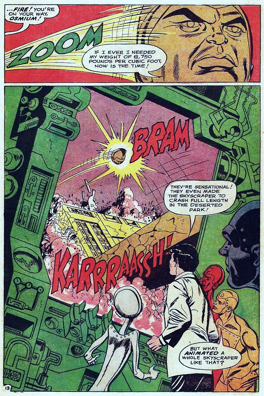 Metal Men (1963) issue 31 - Page 19