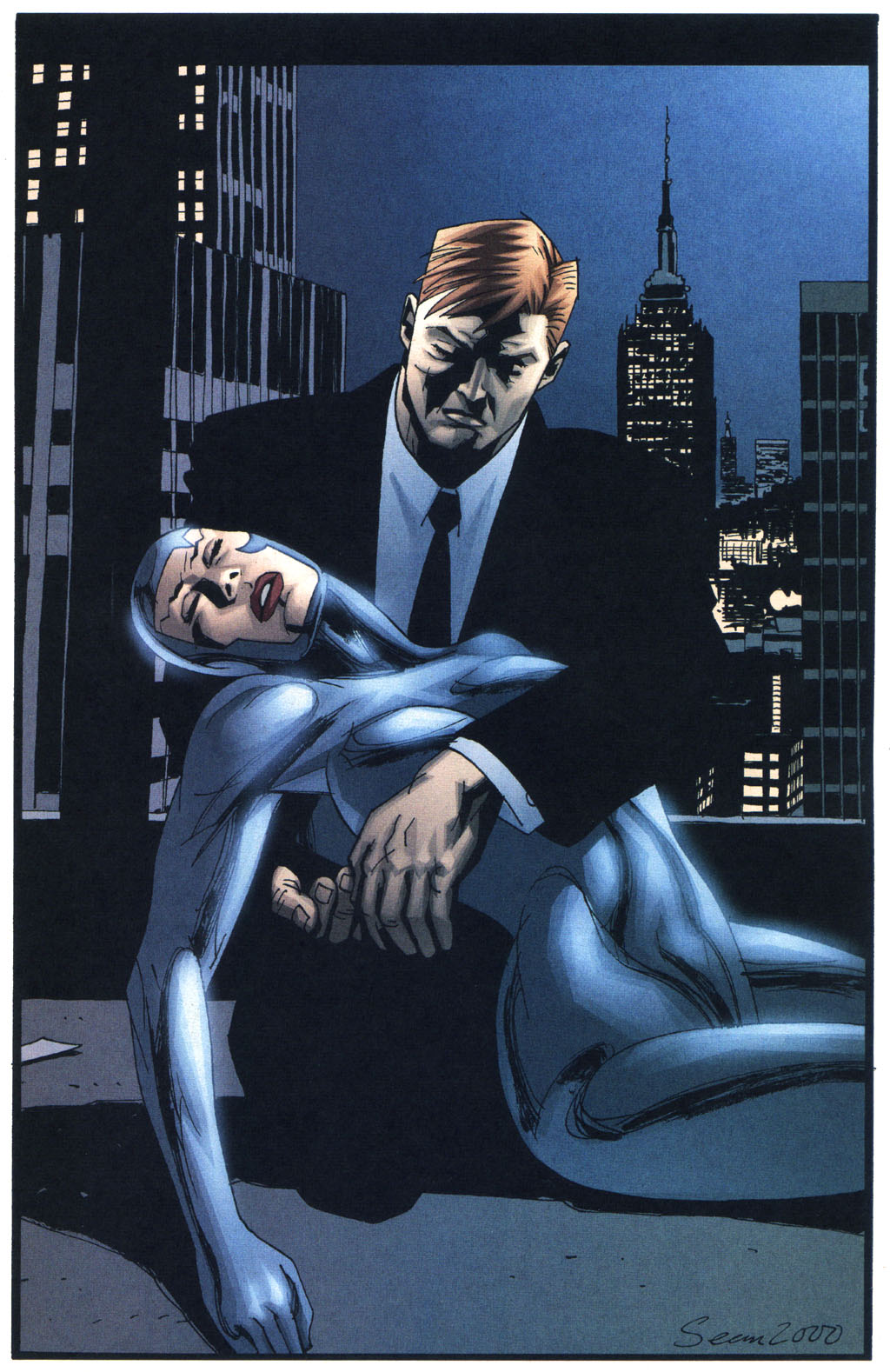 Wildcats (1999) Issue #13 #14 - English 21