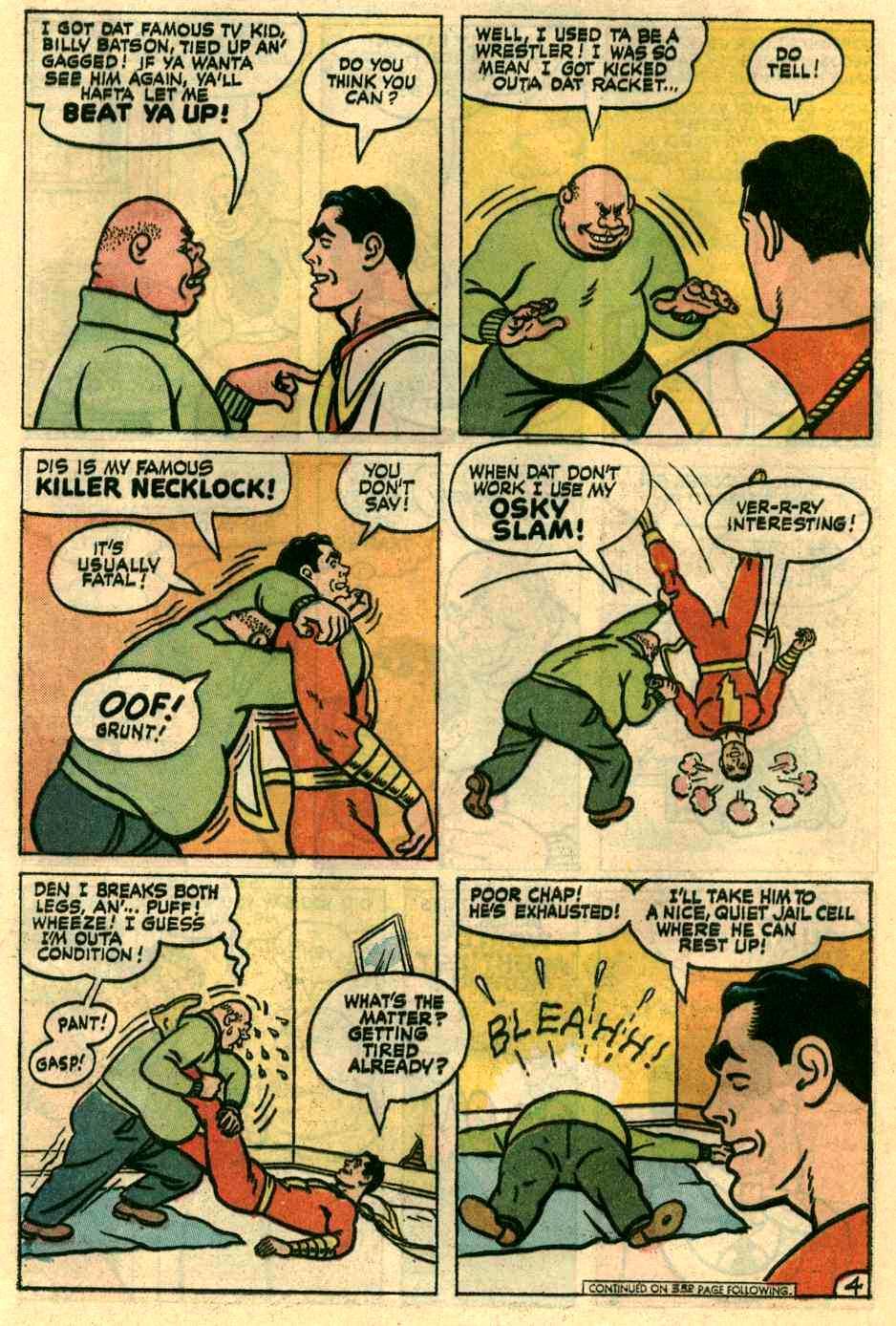 Read online Shazam! (1973) comic -  Issue #10 - 18