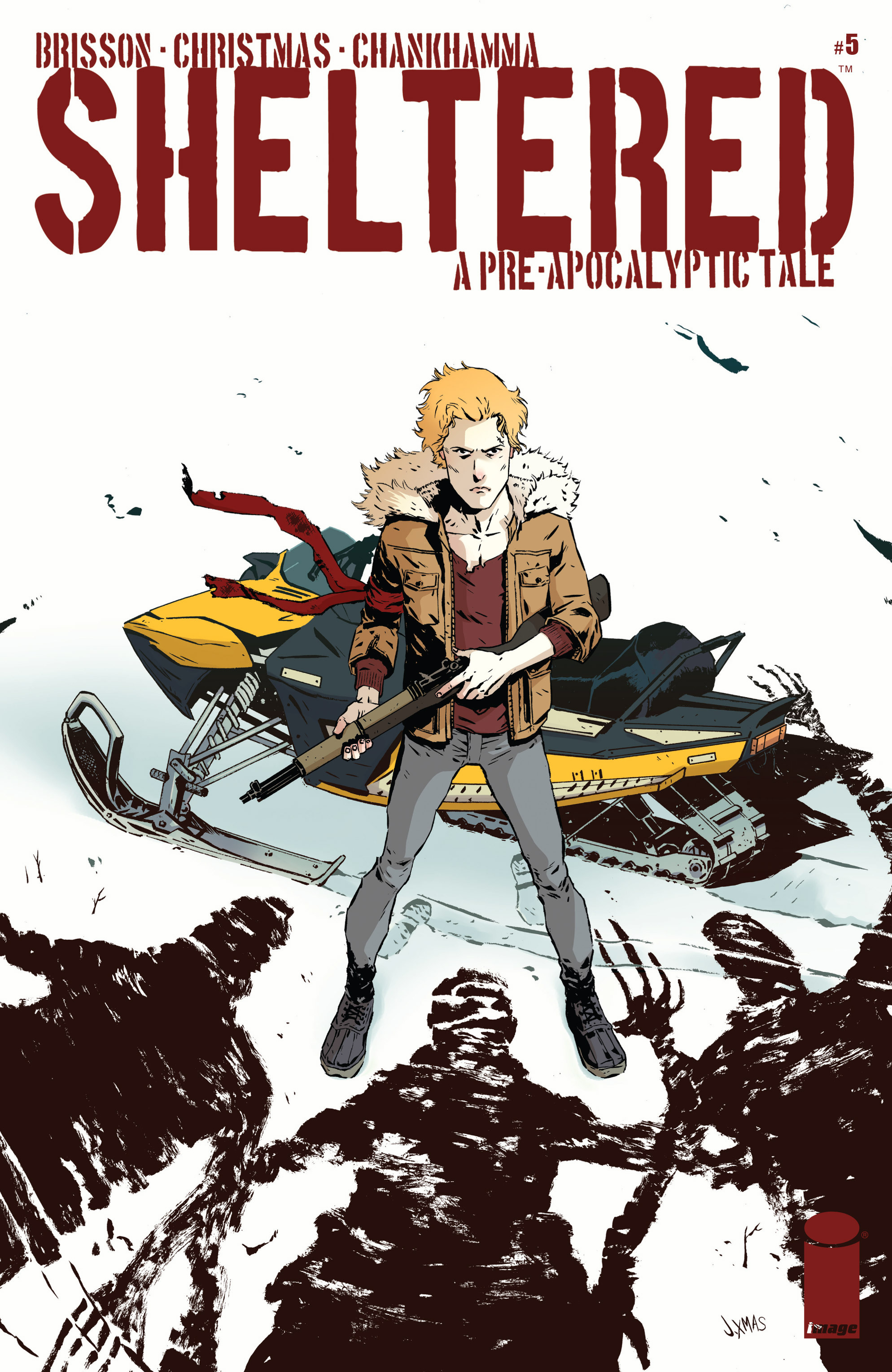 Read online Sheltered comic -  Issue #5 - 1