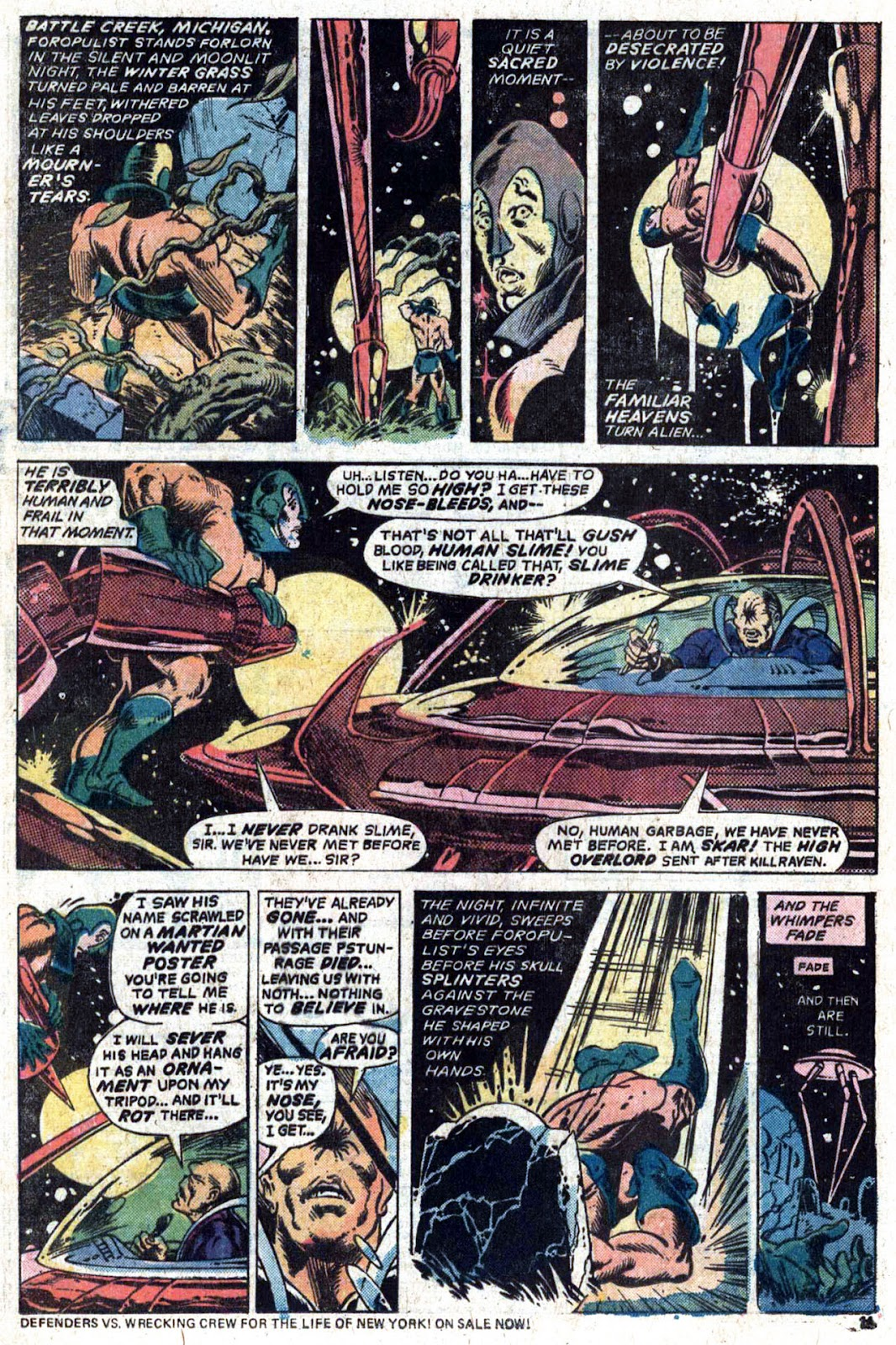 Amazing Adventures (1970) issue 28 - Page 15