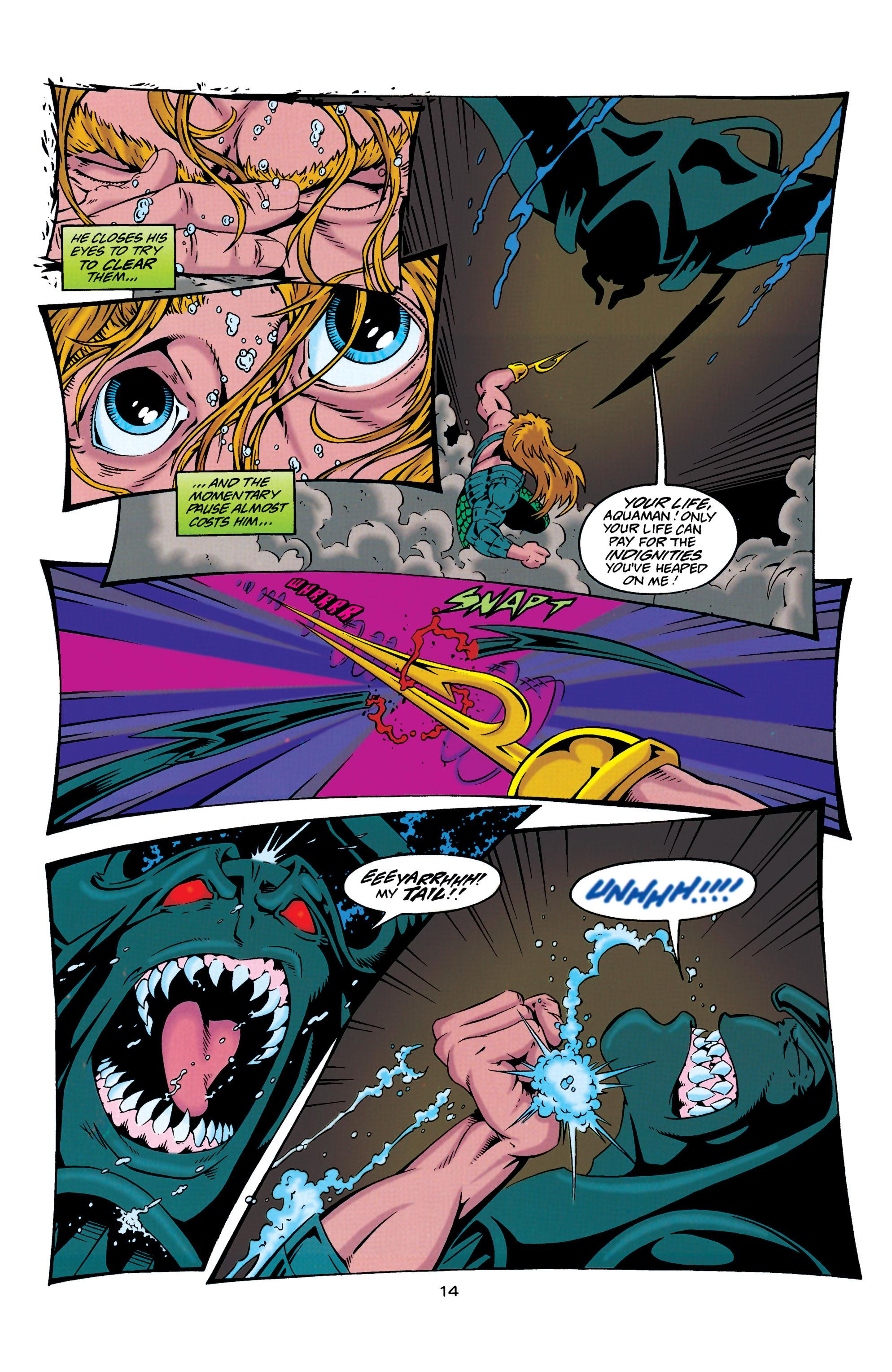 Read online Aquaman (1994) comic -  Issue #30 - 14