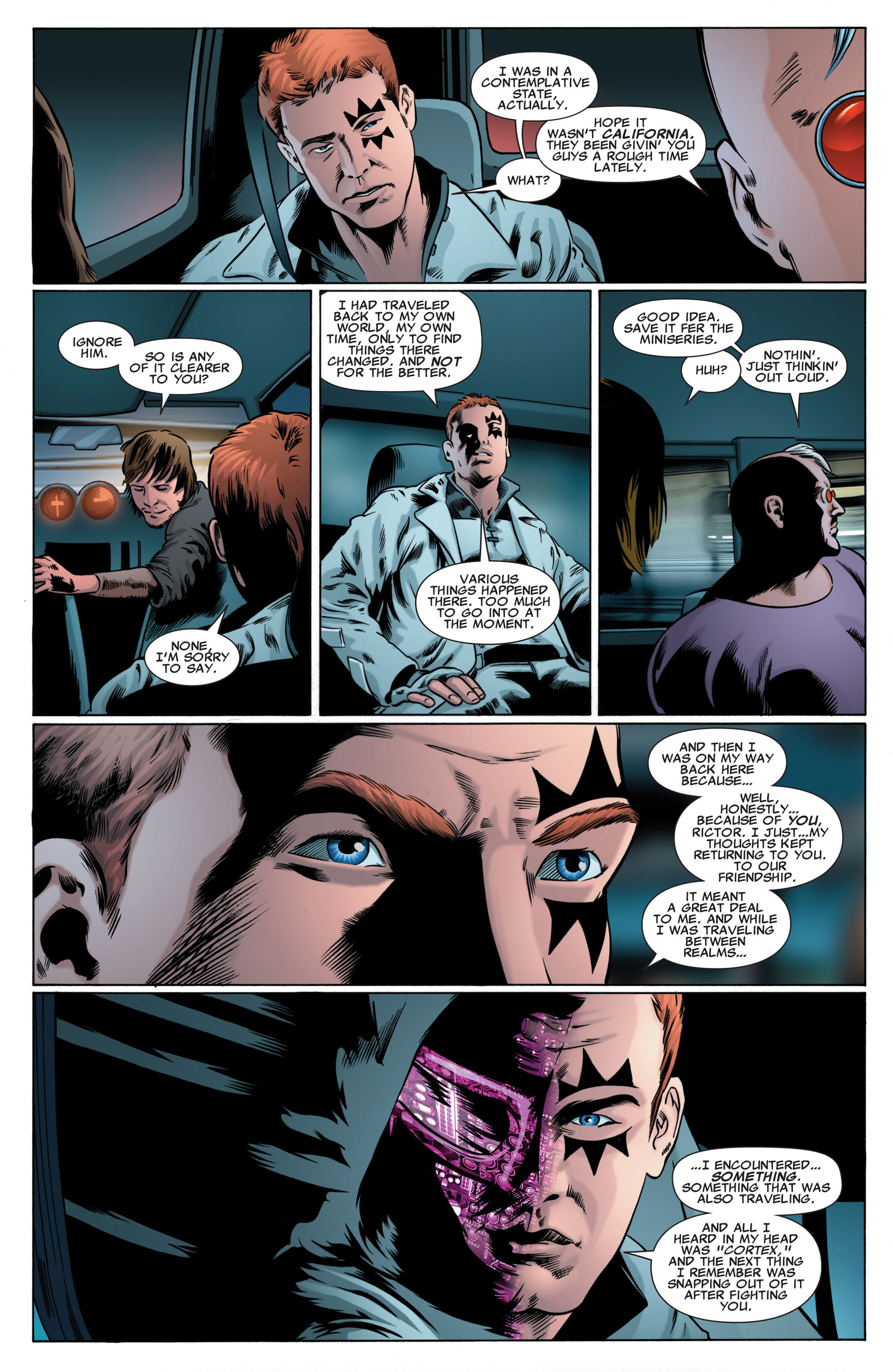 Read online X-Factor (2006) comic -  Issue #49 - 6