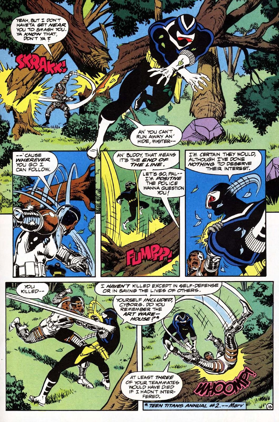 Vigilante (1983) issue 3 - Page 17