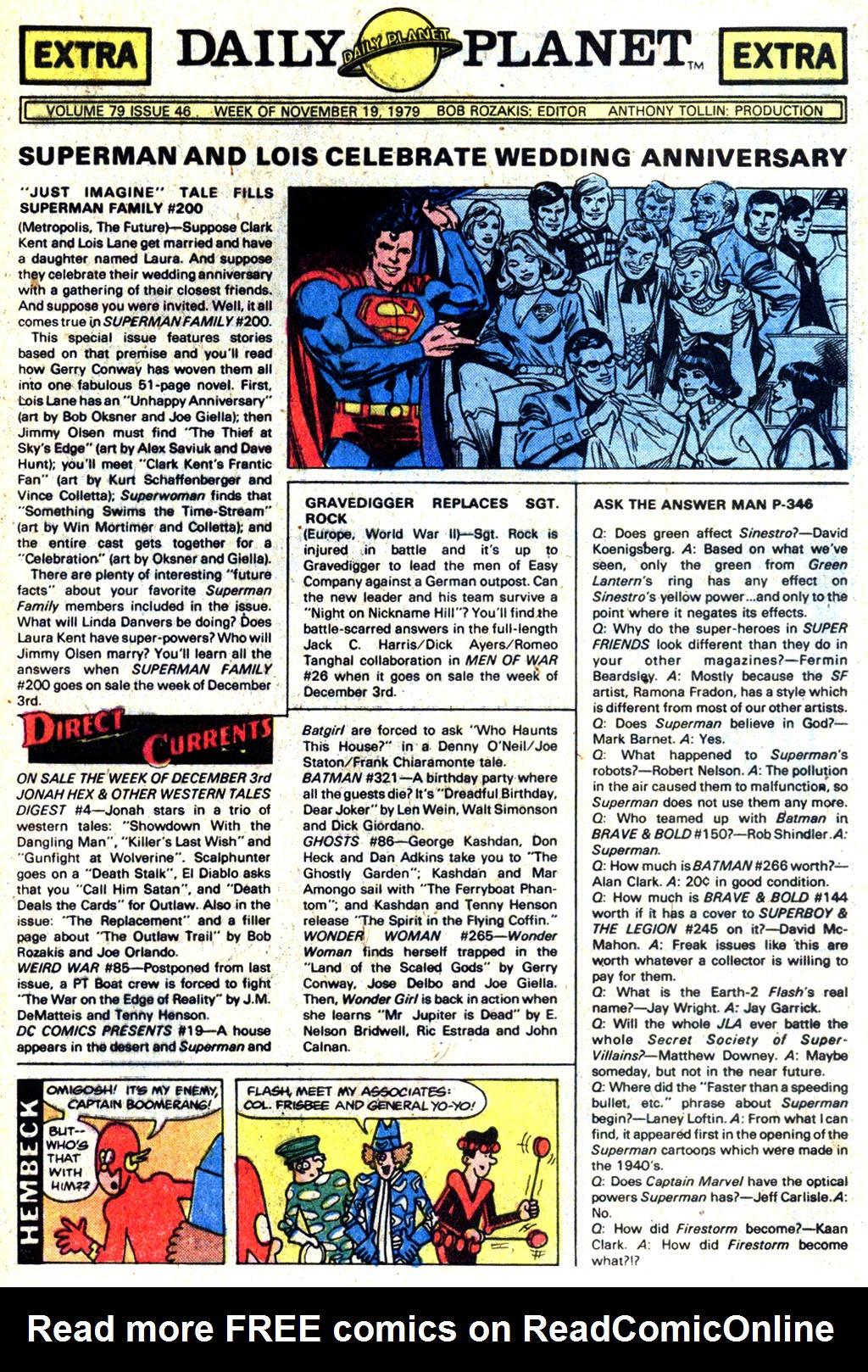 Read online Sgt. Rock comic -  Issue #337 - 20