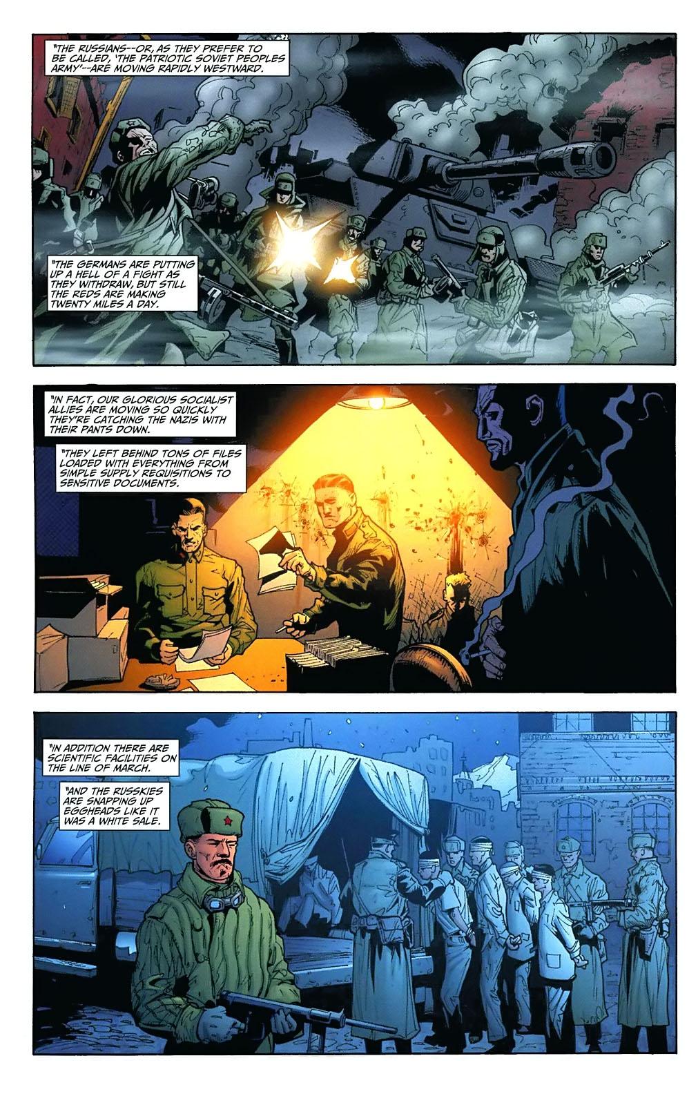 Read online Team Zero comic -  Issue #1 - 16
