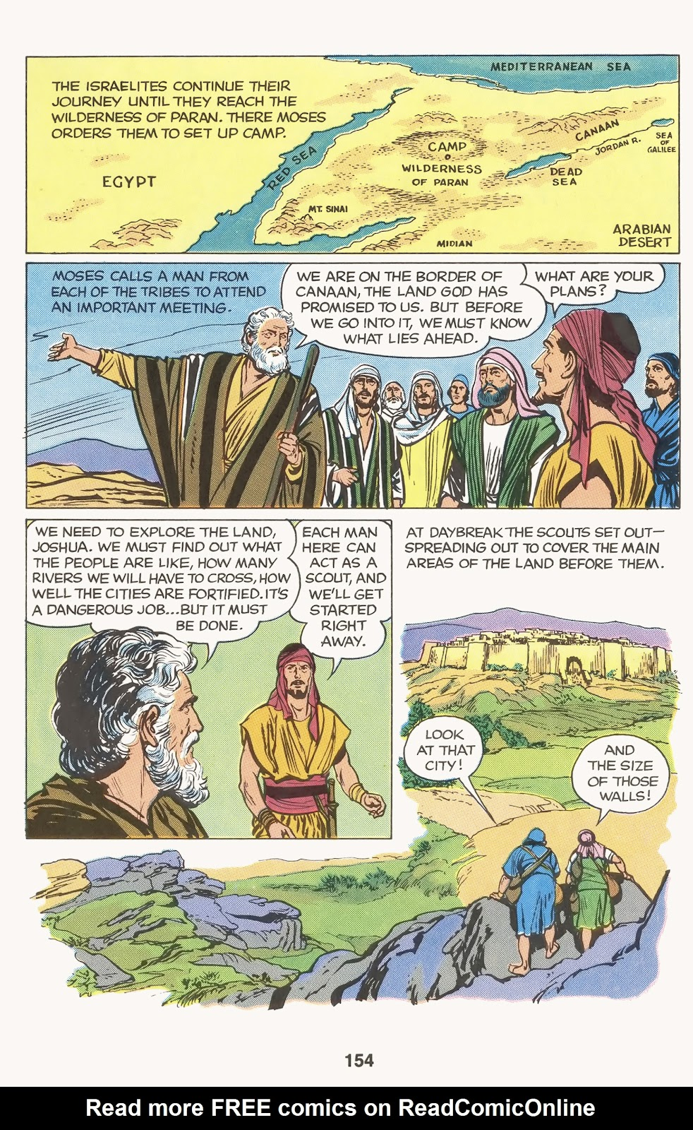 The Picture Bible issue TPB (Part 2) - Page 57
