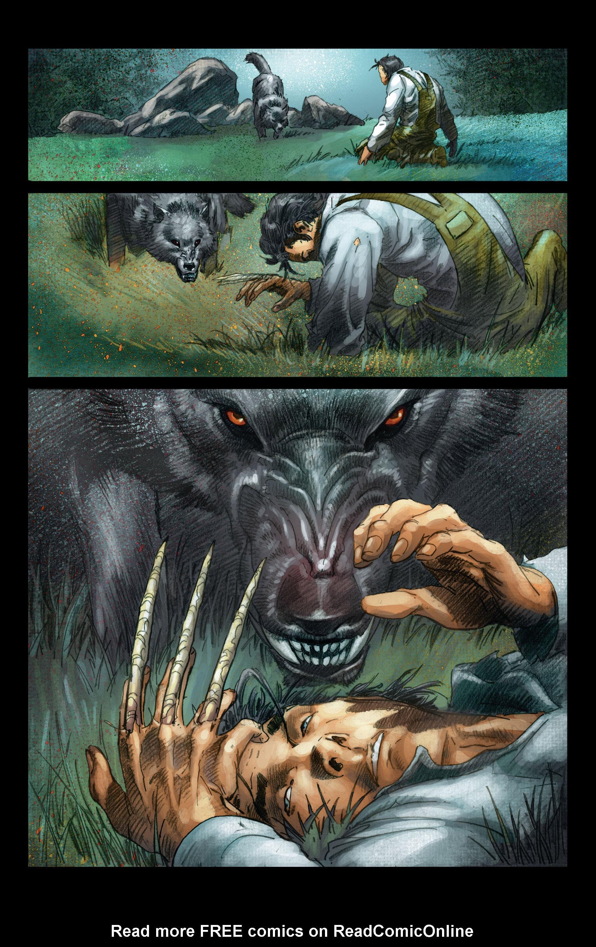 Read online Wolverine: The Origin comic -  Issue #4 - 27