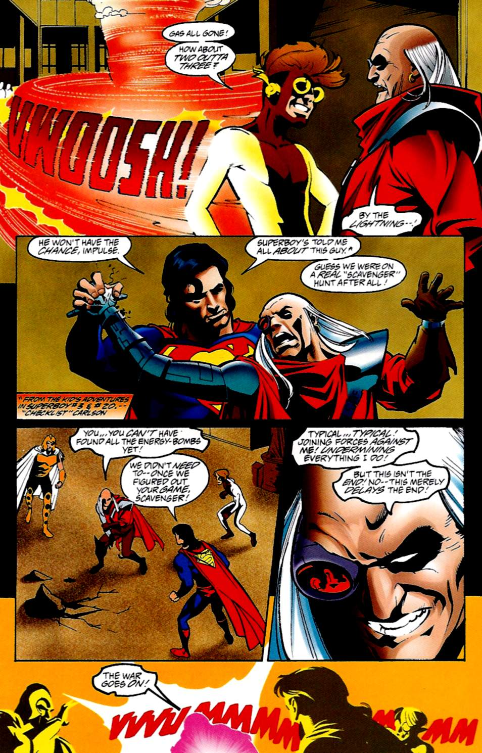 Read online Adventures of Superman (1987) comic -  Issue #533 - 19