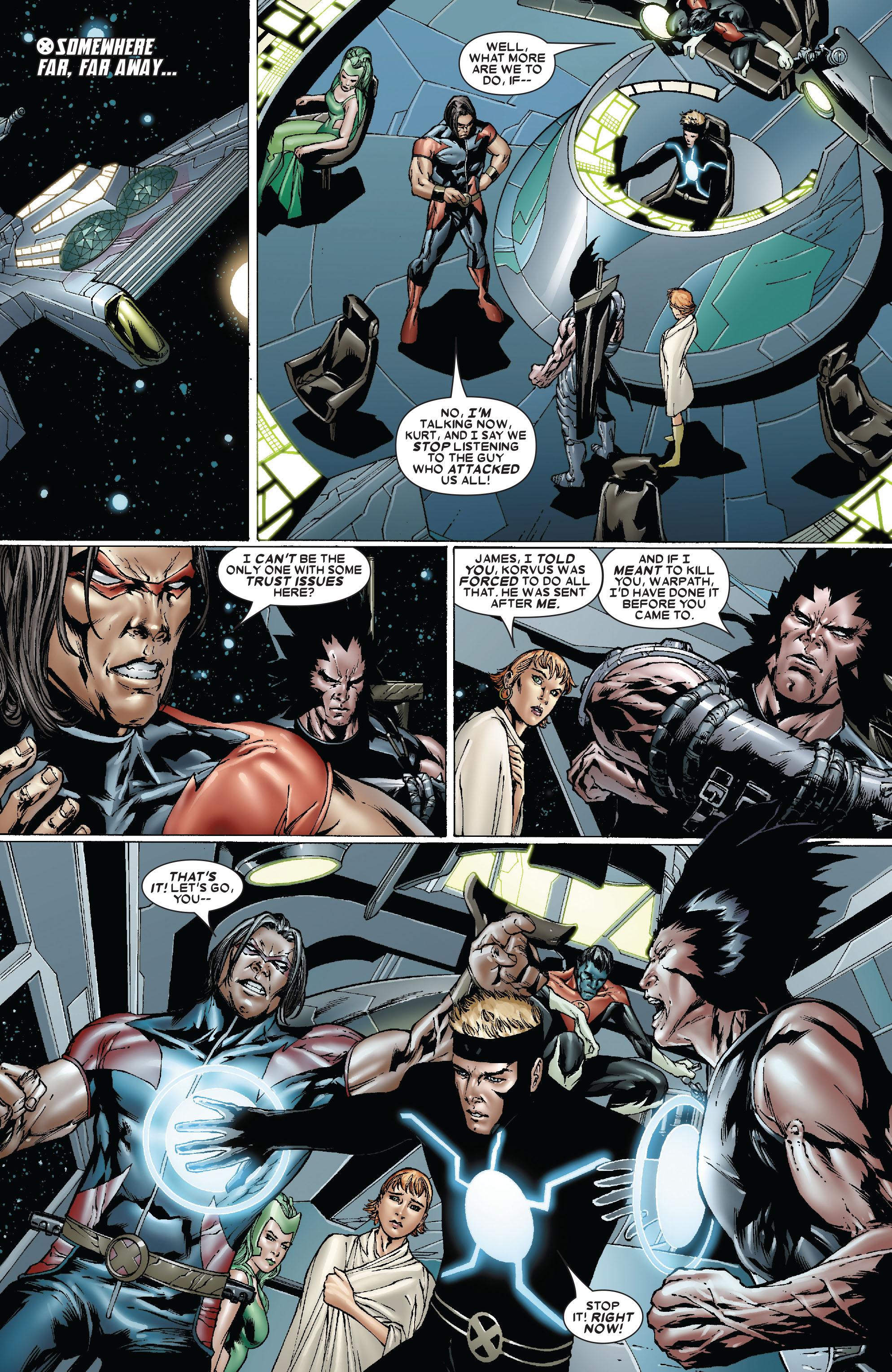 Read online Uncanny X-Men (1963) comic -  Issue #481 - 5