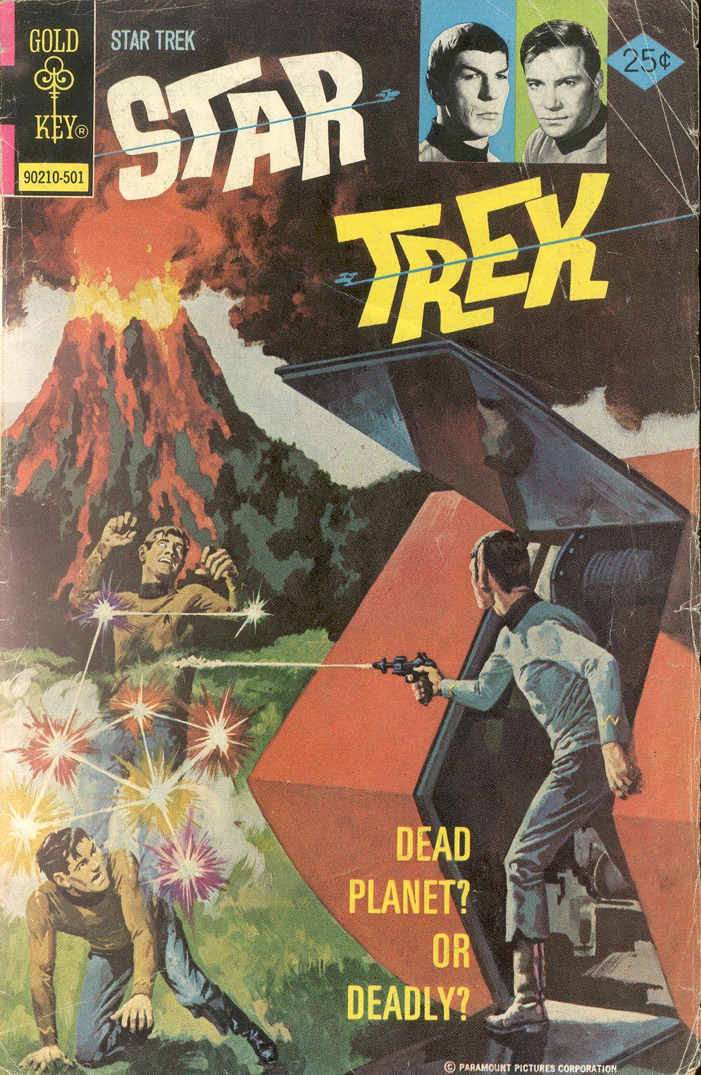 Star Trek (1967) issue 28 - Page 1