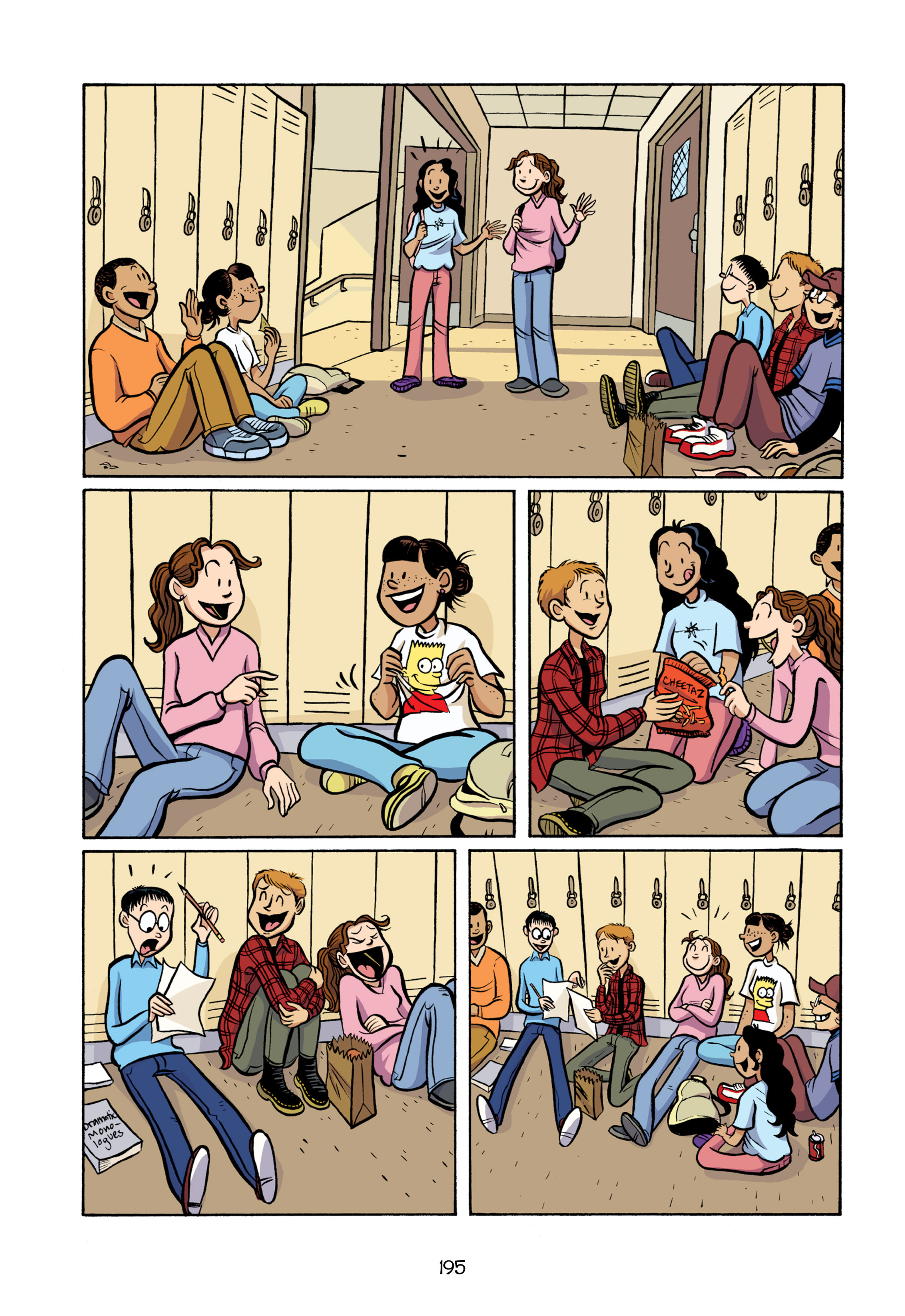 Read online Smile comic -  Issue # TPB - 201