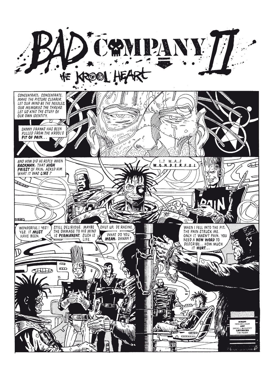 Read online The Complete Bad Company comic -  Issue # TPB - 200