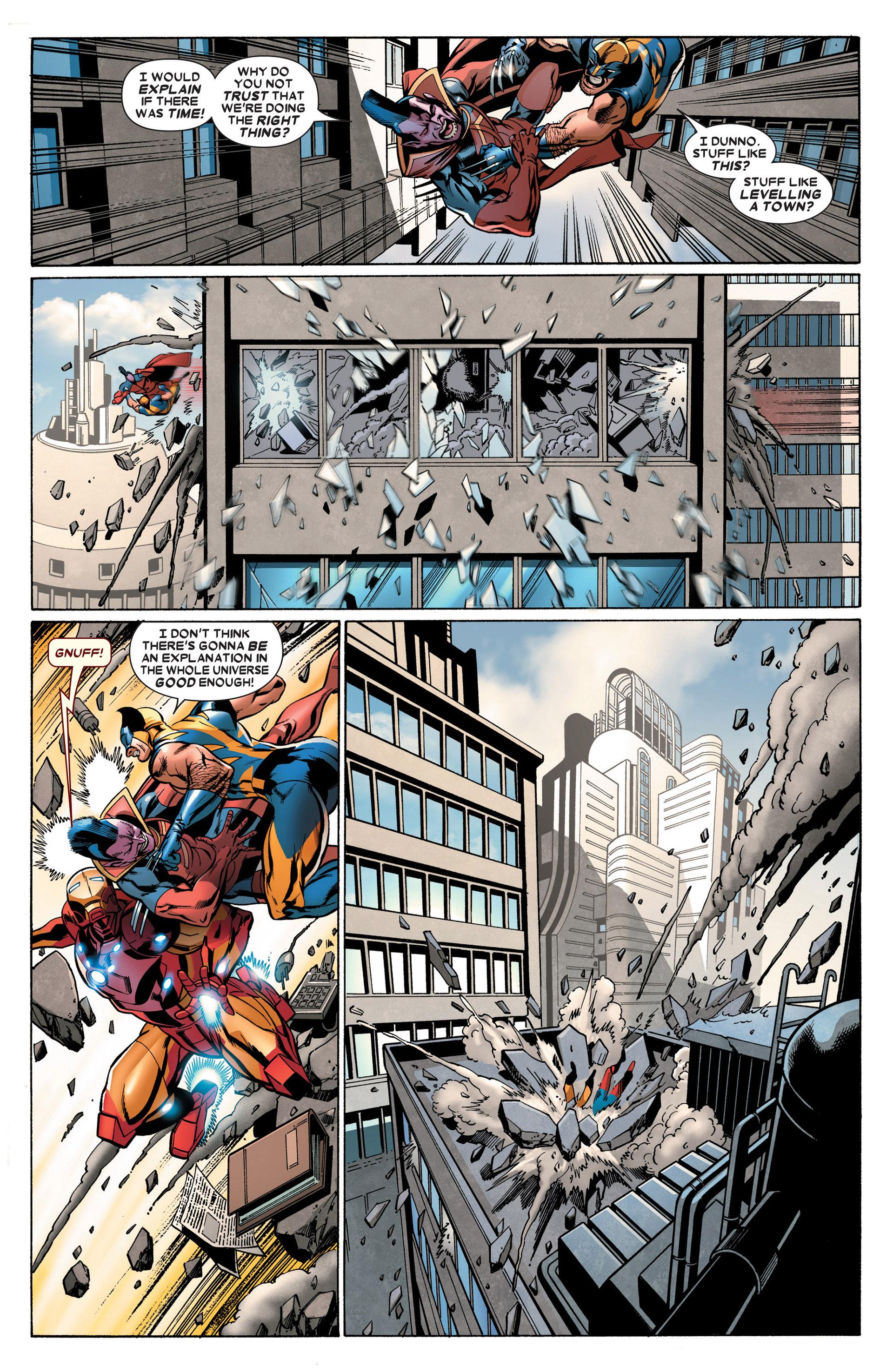 Read online Annihilators: Earthfall comic -  Issue #2 - 11