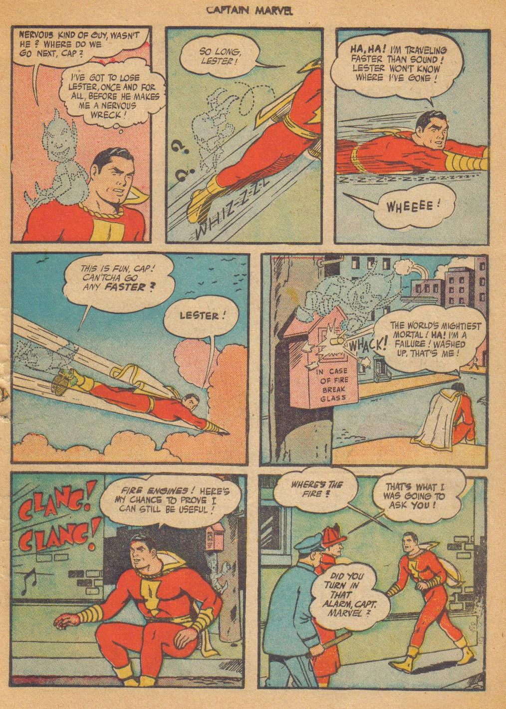 Captain Marvel Adventures issue 64 - Page 11