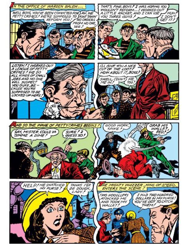 Read online All-Winners Comics comic -  Issue #5 - 32