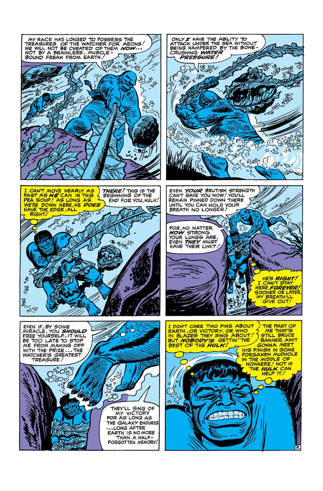 Read online Marvel Masterworks: The Incredible Hulk comic -  Issue # TPB 2 (Part 2) - 83