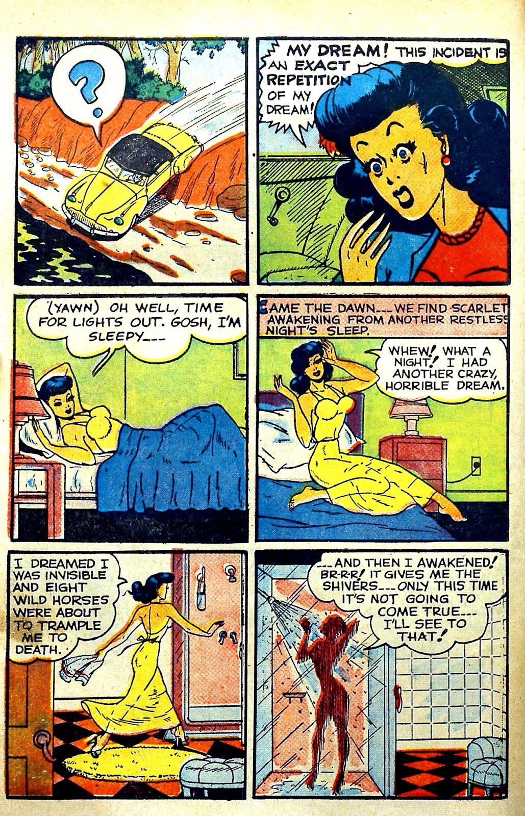 Read online Famous Funnies comic -  Issue #145 - 12