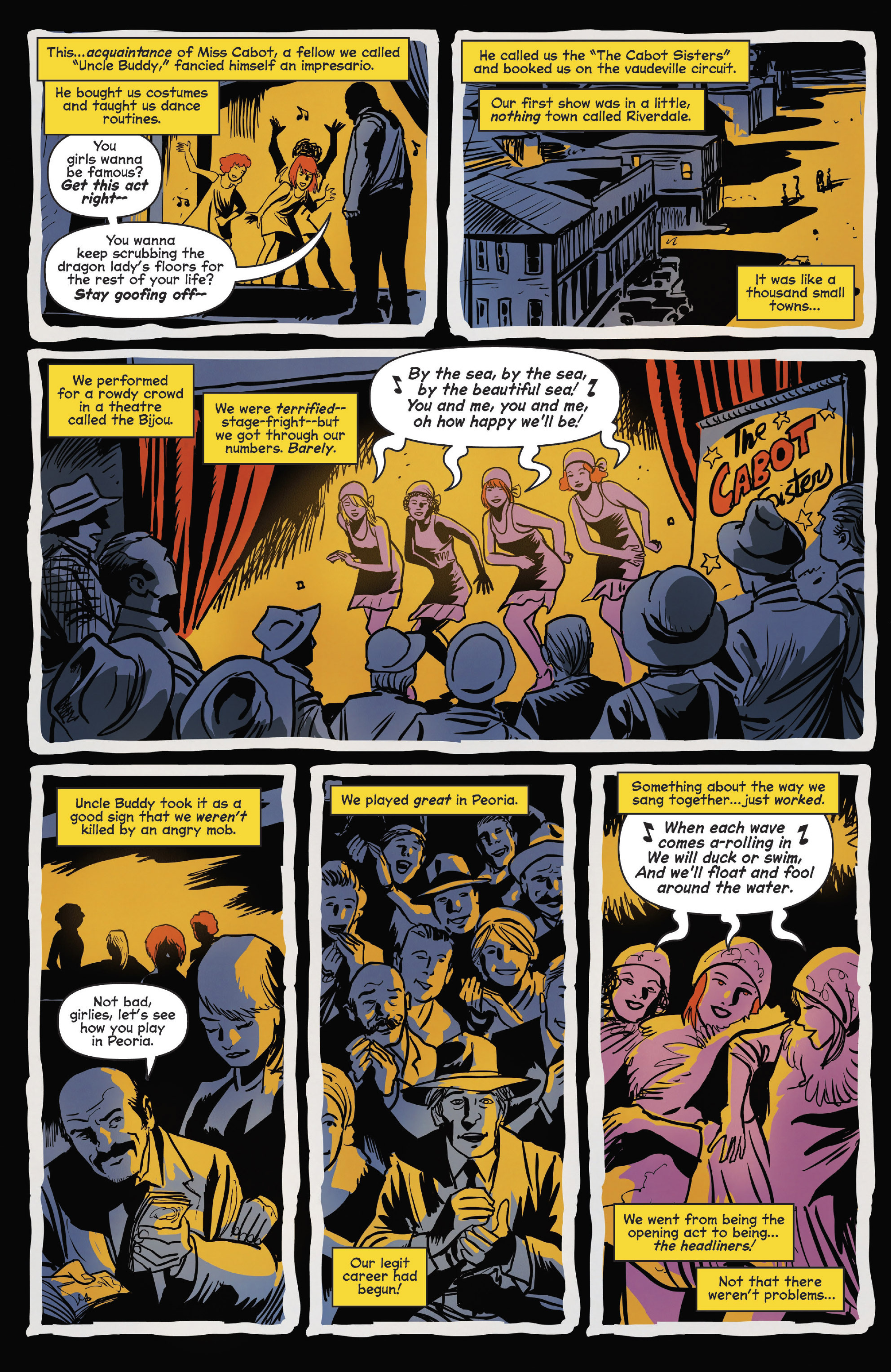Read online Afterlife with Archie comic -  Issue #10 - 8