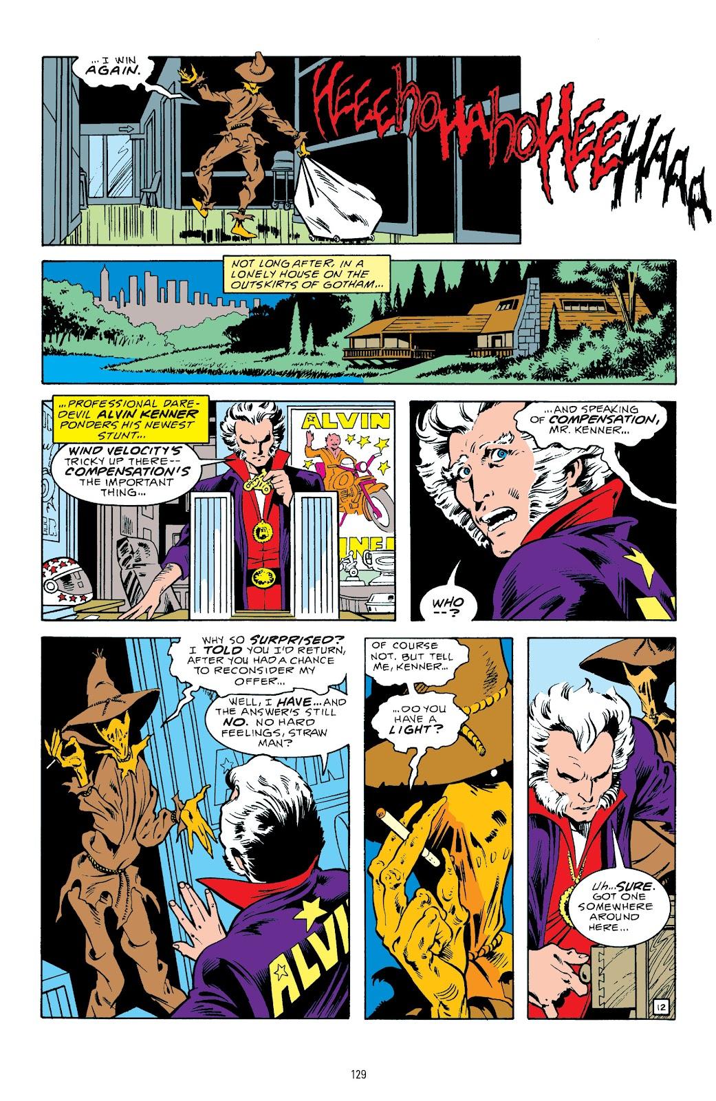 Read online Batman Arkham: Scarecrow comic -  Issue # TPB (Part 2) - 29