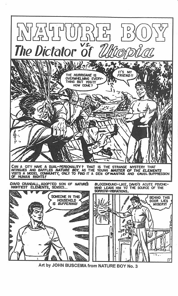 Read online Men of Mystery Comics comic -  Issue #41 - 42