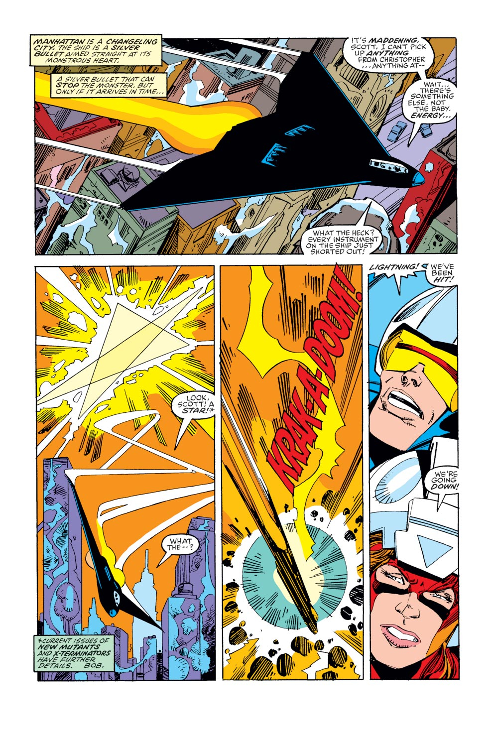 Read online X-Factor (1986) comic -  Issue #36 - 18