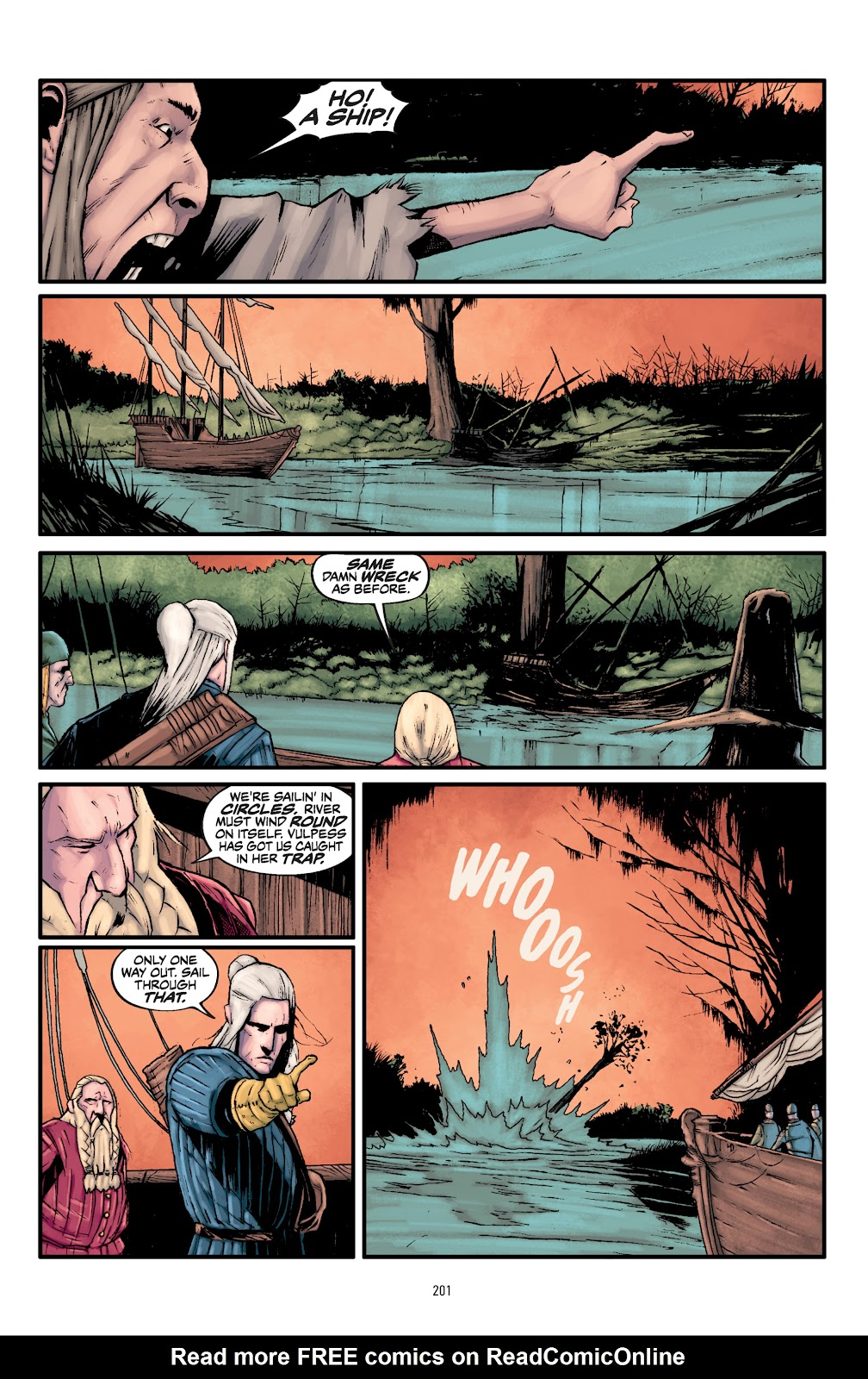 Read online The Witcher Omnibus comic -  Issue # TPB (Part 3) - 4