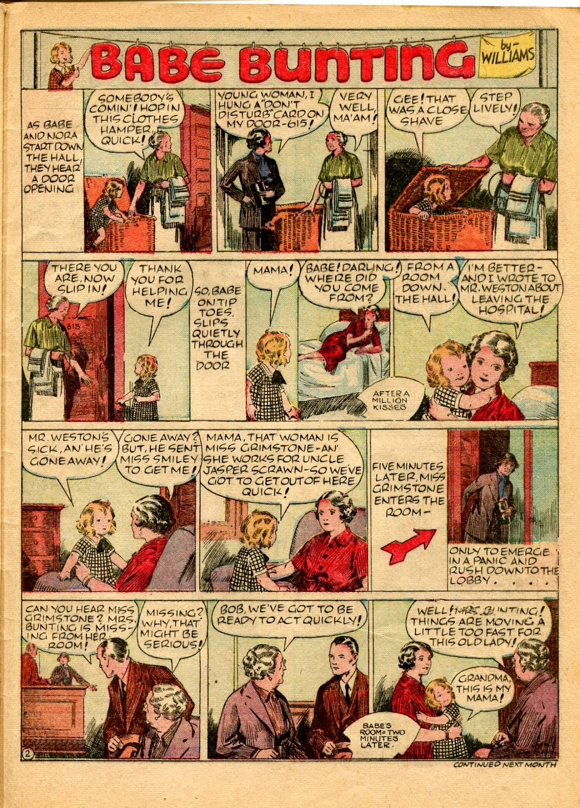 Read online Famous Funnies comic -  Issue #49 - 55