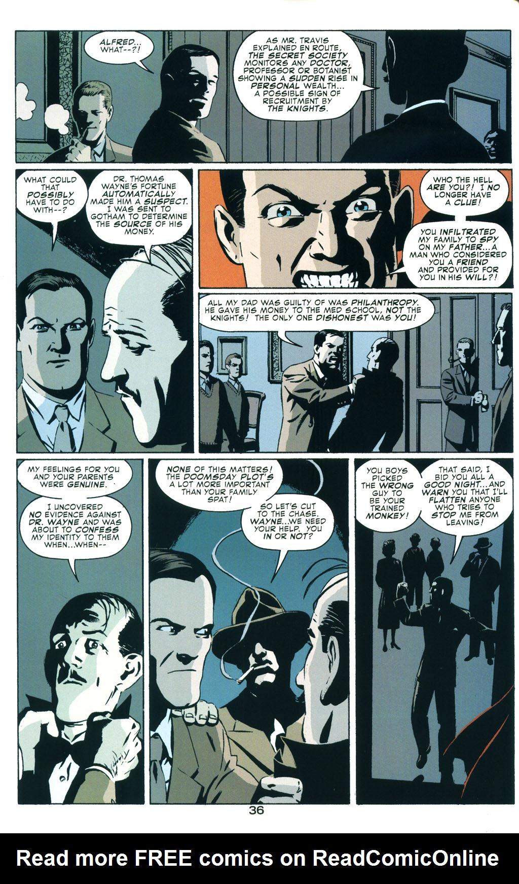 Read online Batman: Detective #27 comic -  Issue #27 TPB - 42
