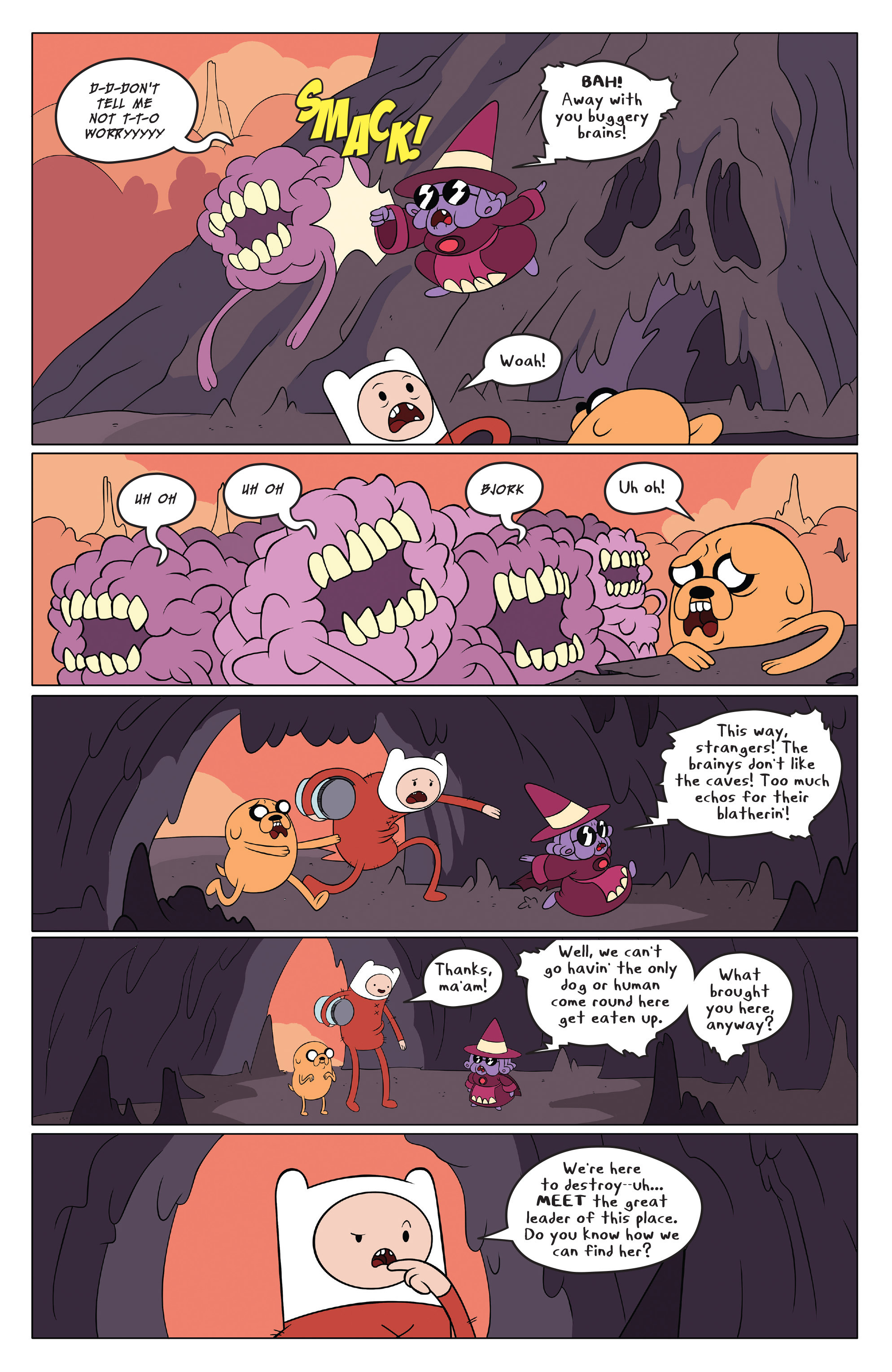 Read online Adventure Time comic -  Issue #49 - 9