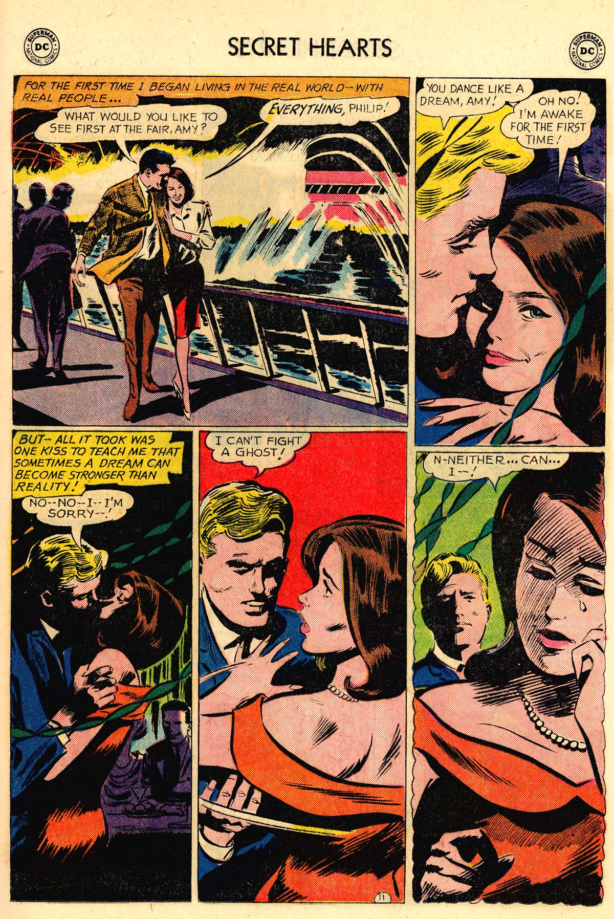Read online Secret Hearts comic -  Issue #106 - 13