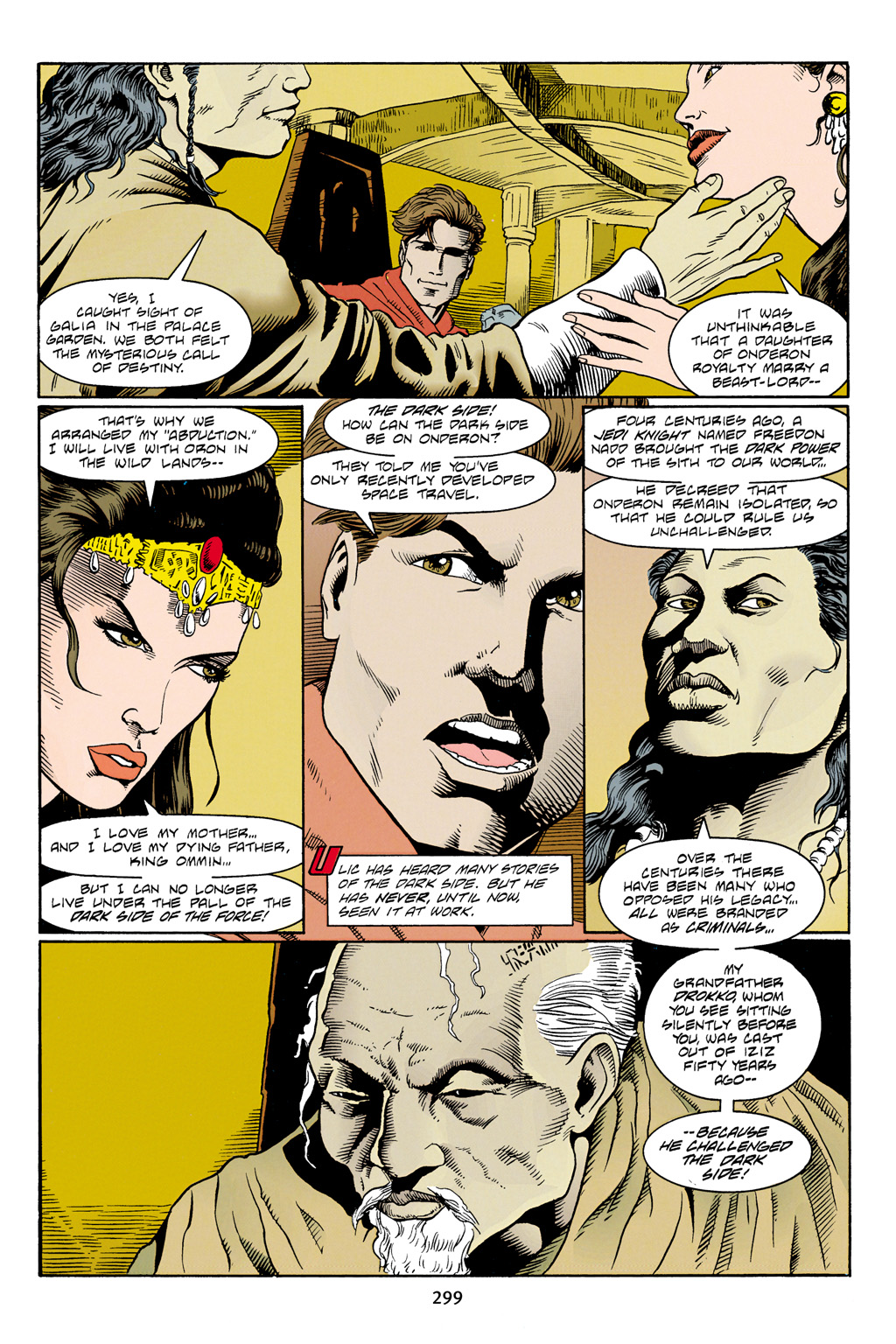 Read online Star Wars Omnibus comic -  Issue # Vol. 4 - 288