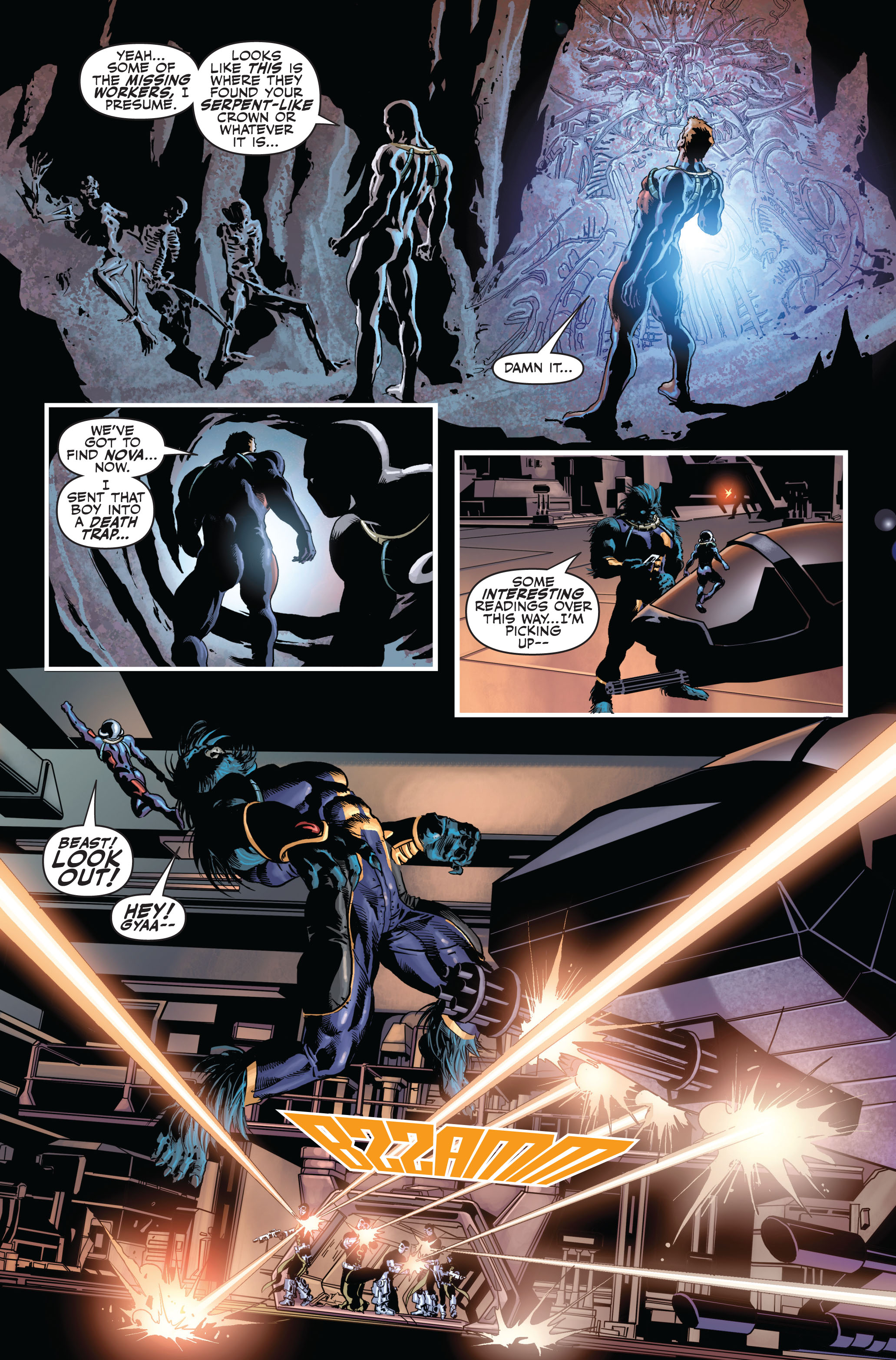 Read online Secret Avengers (2010) comic -  Issue #2 - 8