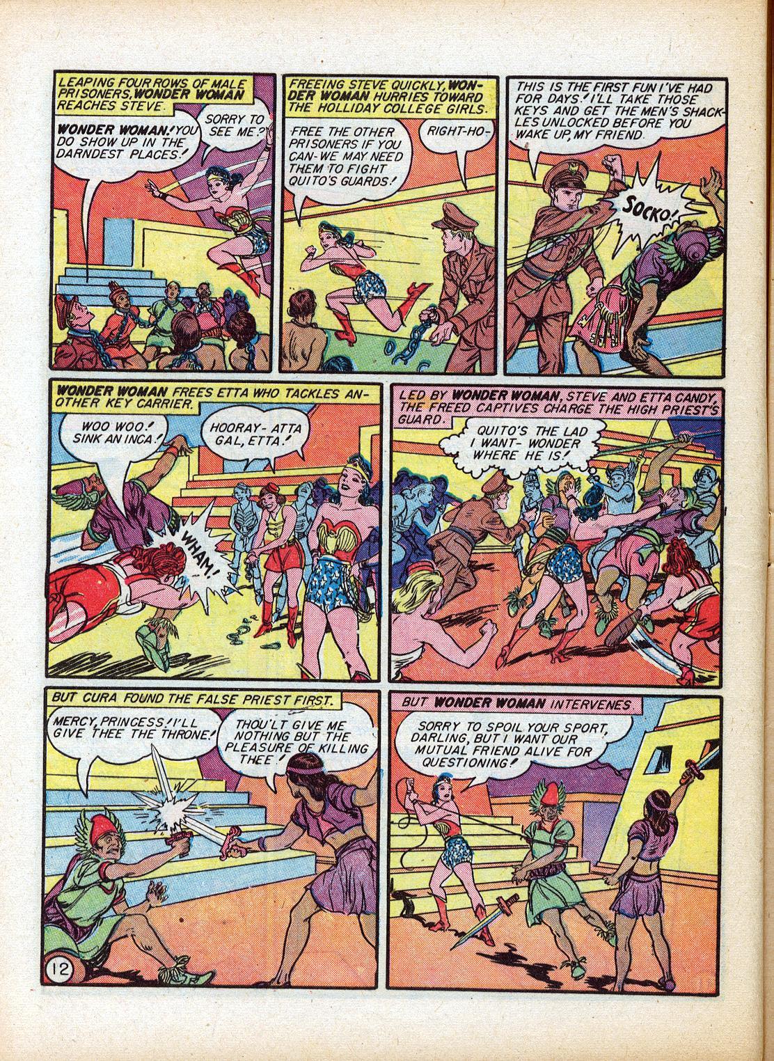 Read online Sensation (Mystery) Comics comic -  Issue #18 - 14