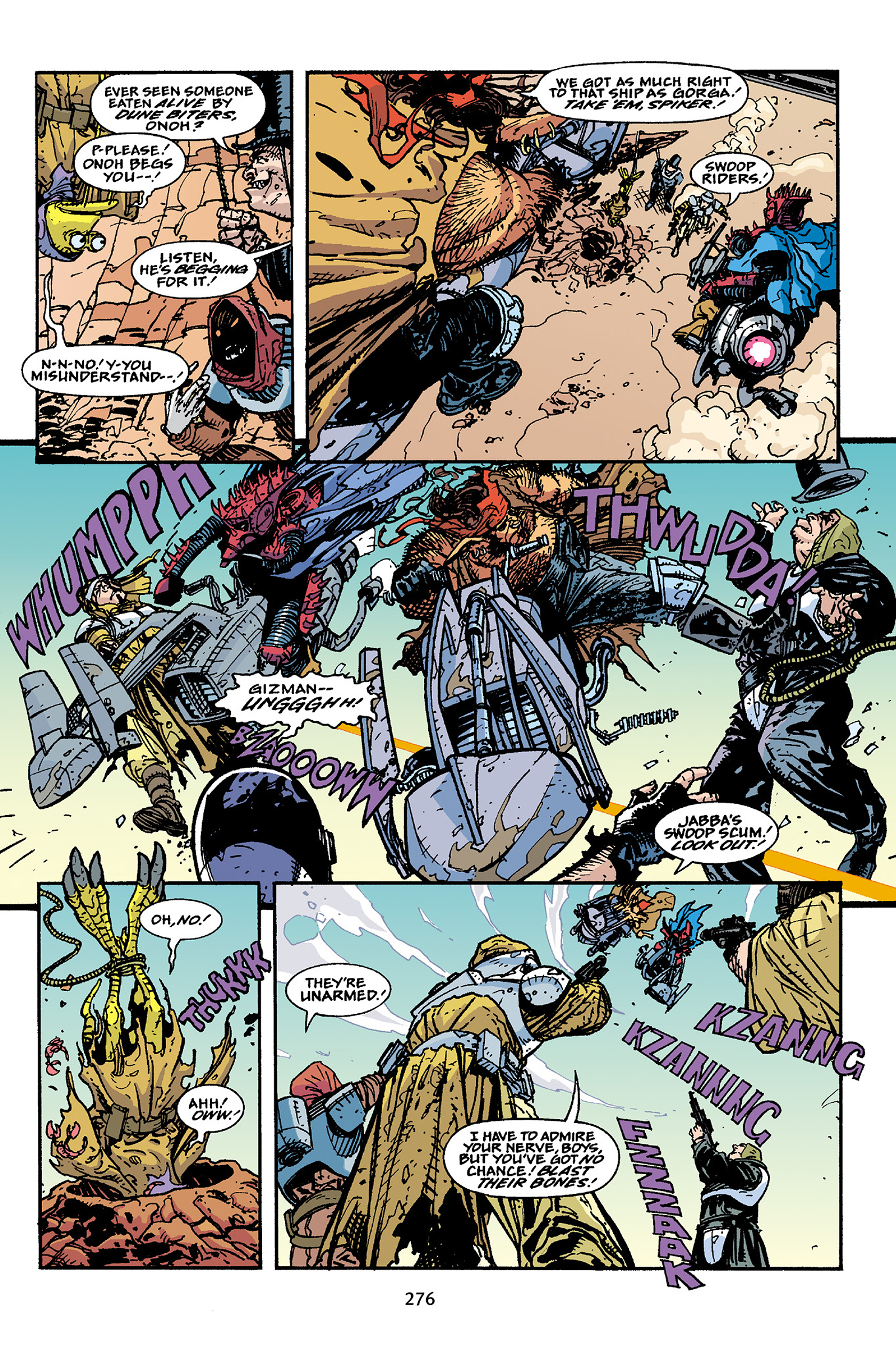Read online Star Wars Omnibus comic -  Issue # Vol. 30 - 273