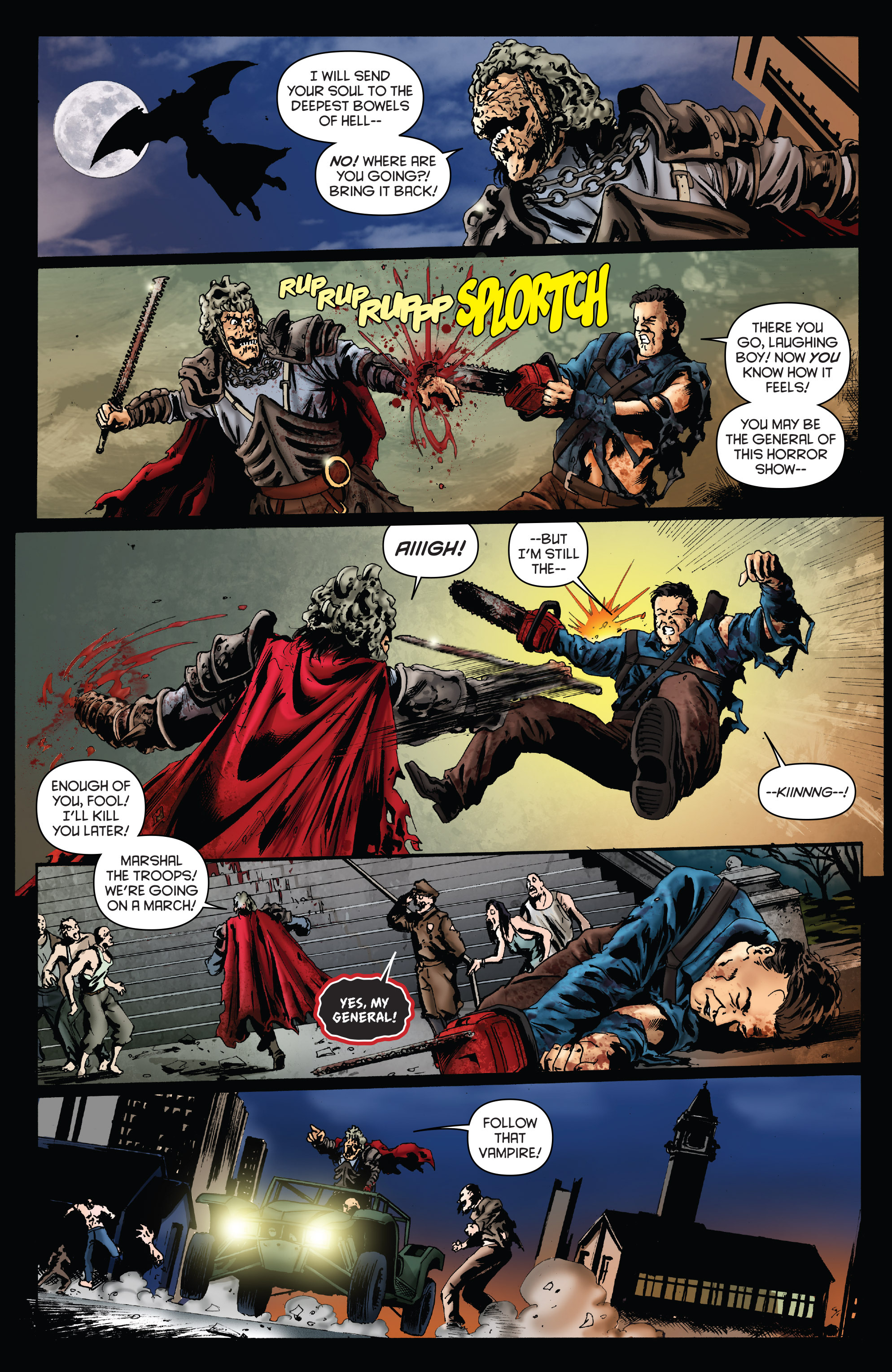Read online Army of Darkness: Furious Road comic -  Issue #4 - 22
