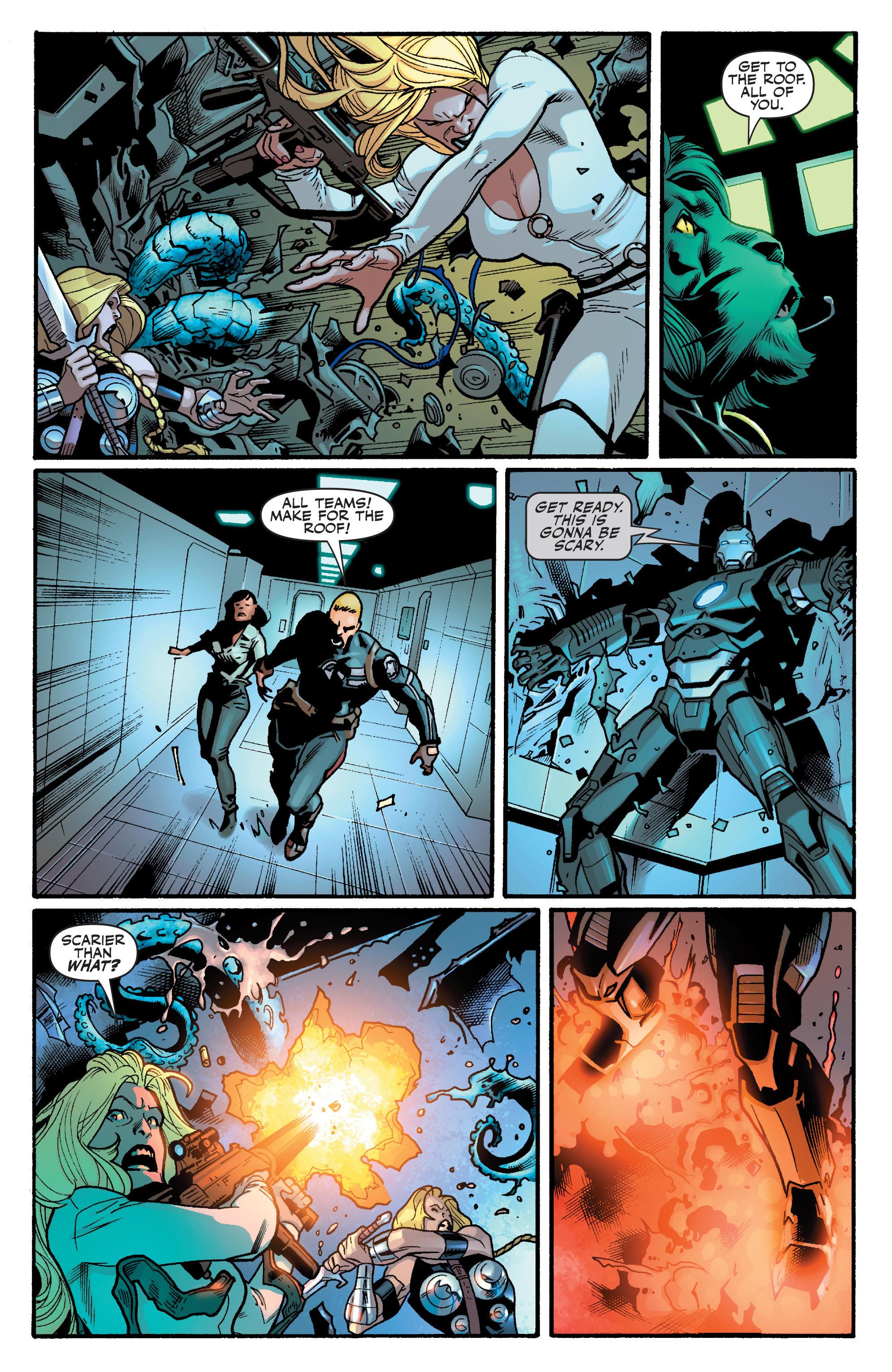 Read online Secret Avengers (2010) comic -  Issue #21 - 17