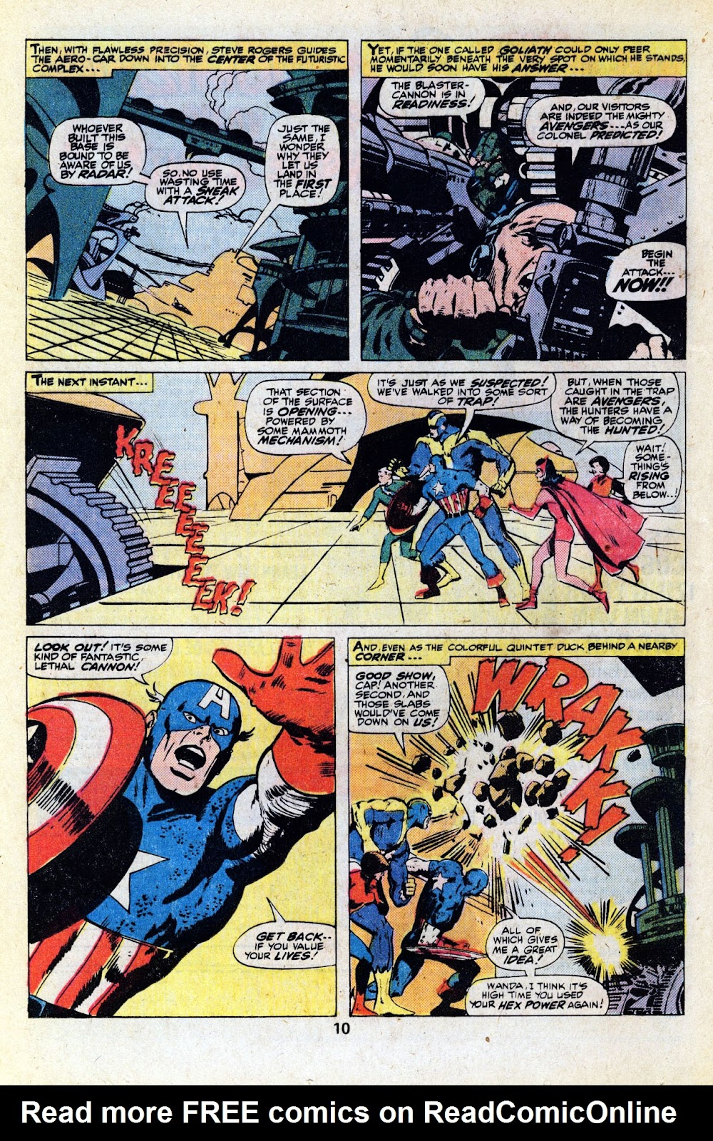 Marvel Triple Action (1972) issue 36 - Page 12