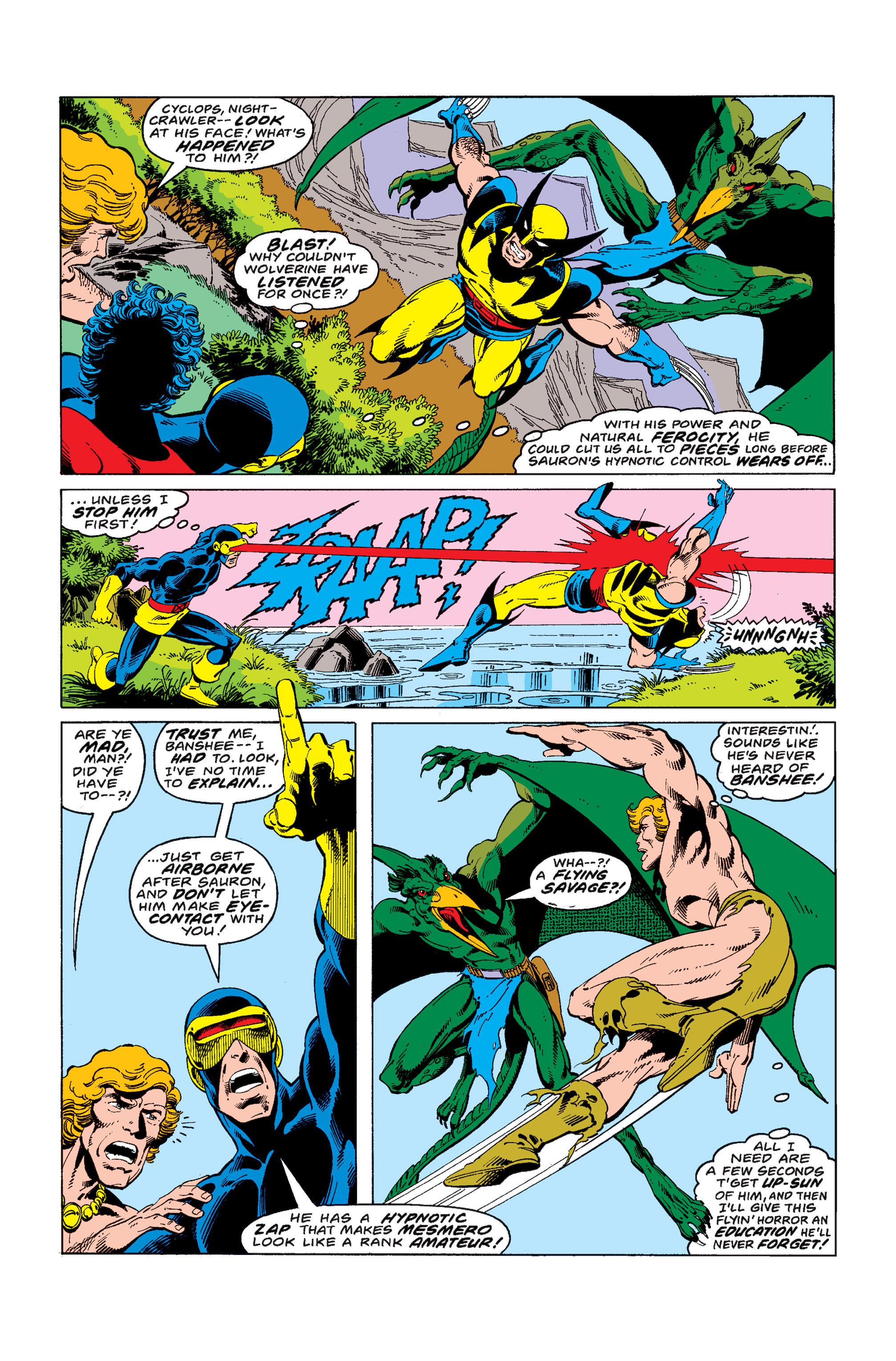 Uncanny X-Men (1963) 115 Page 4