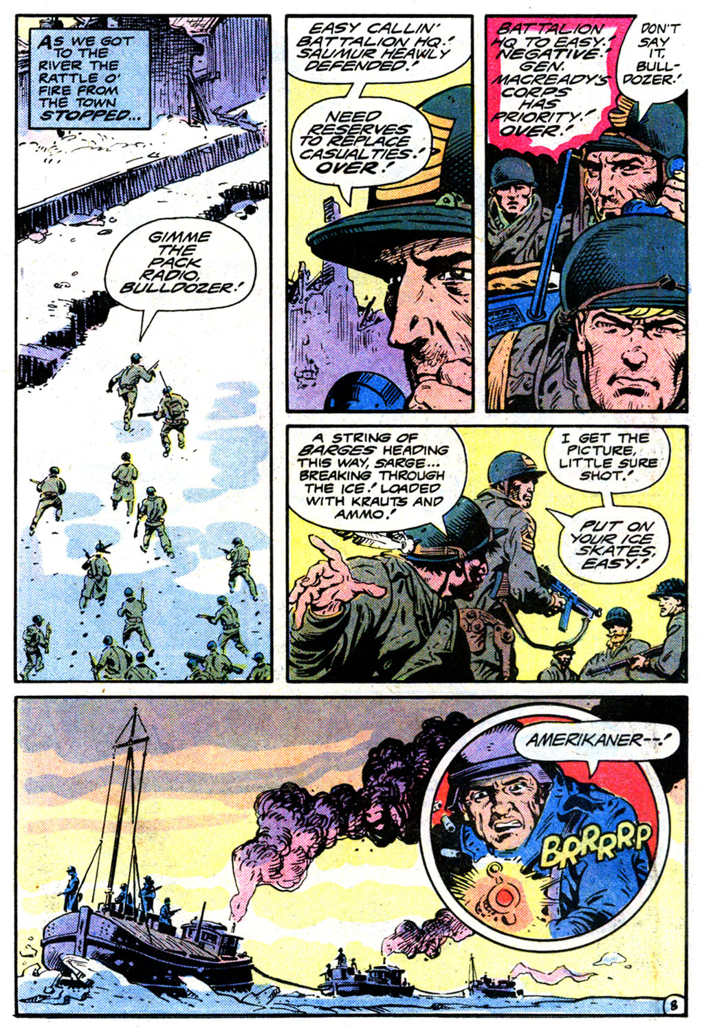 Sgt. Rock issue 360 - Page 8