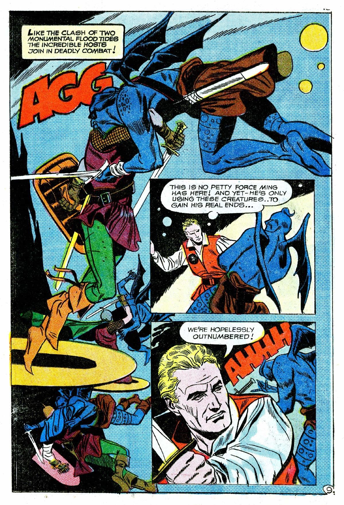 Flash Gordon (1969) issue 16 - Page 10