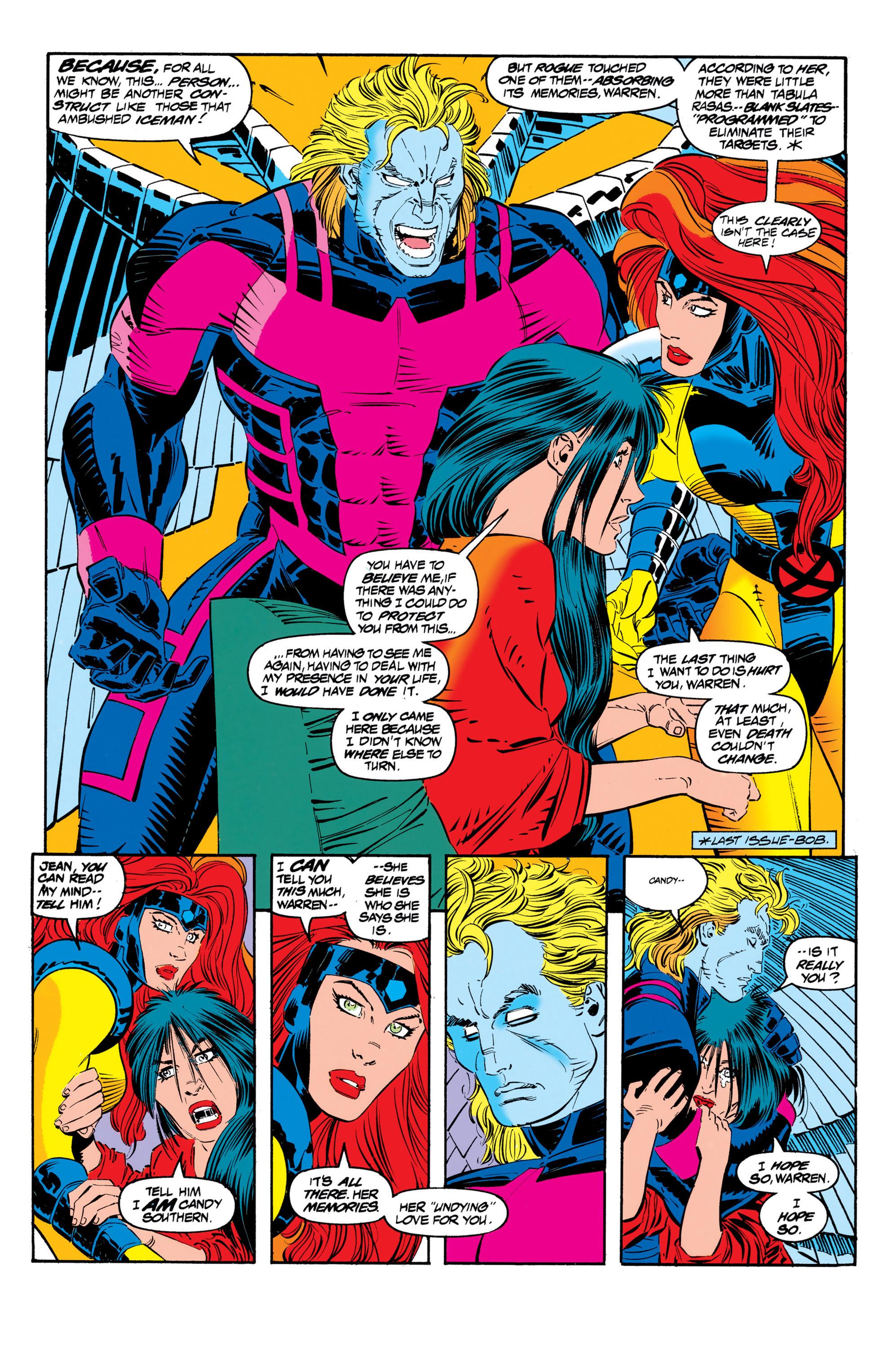Read online Uncanny X-Men (1963) comic -  Issue #306 - 10