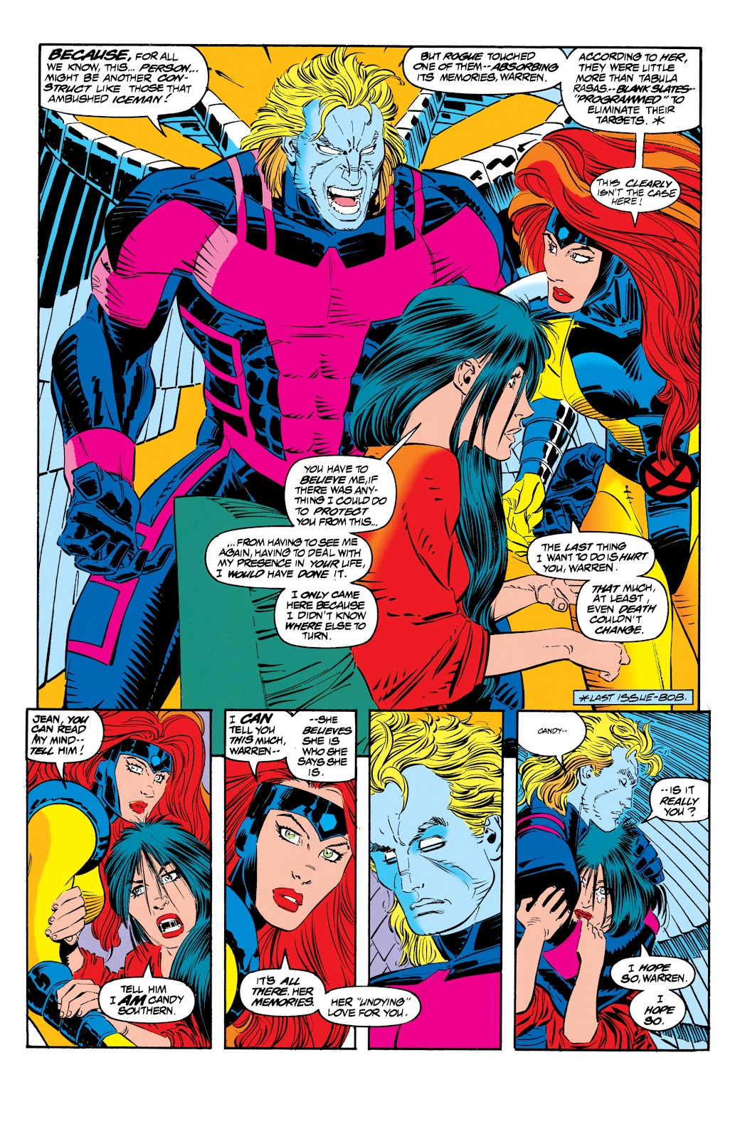 Uncanny X-Men (1963) issue 306 - Page 10