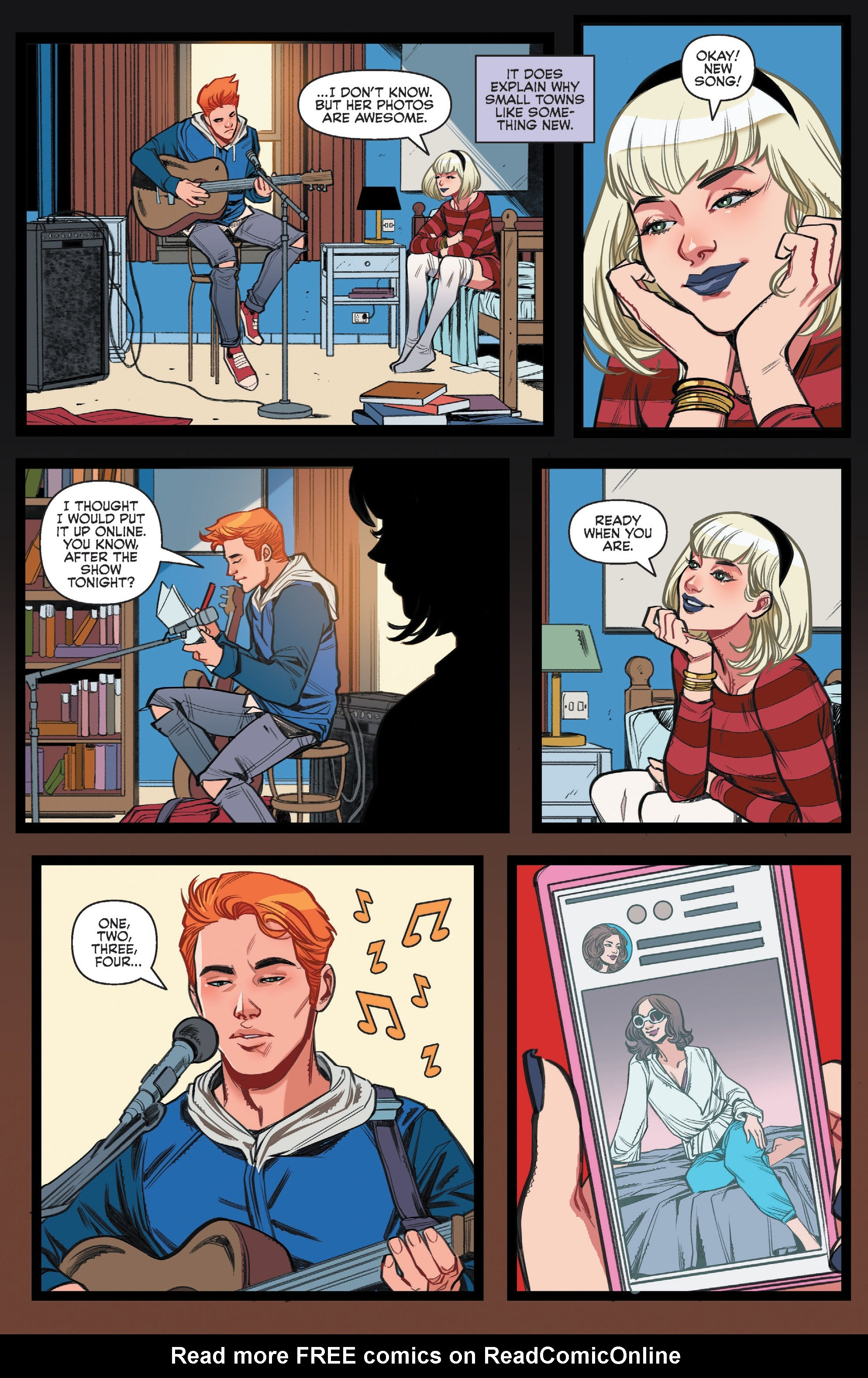 Archie (2015) #710 #44 - English 4