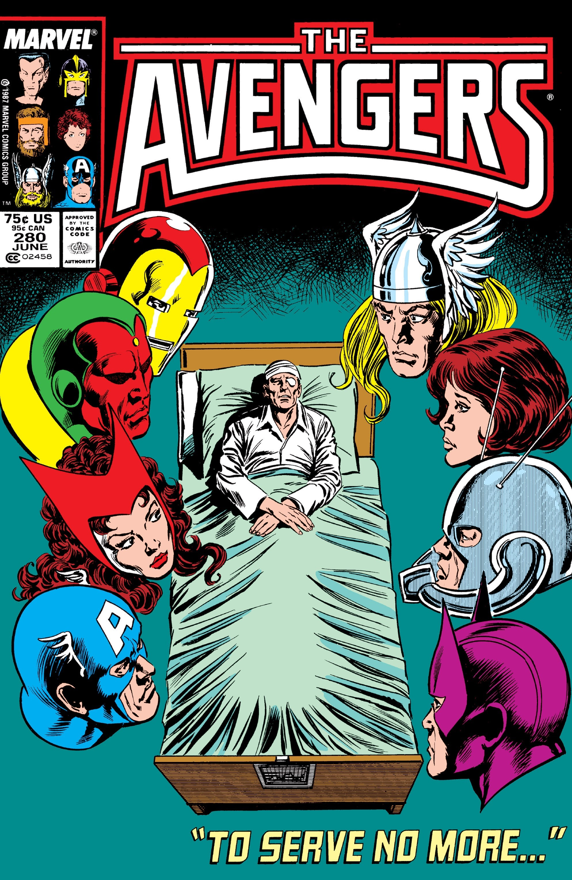 The Avengers (1963) 280 Page 1